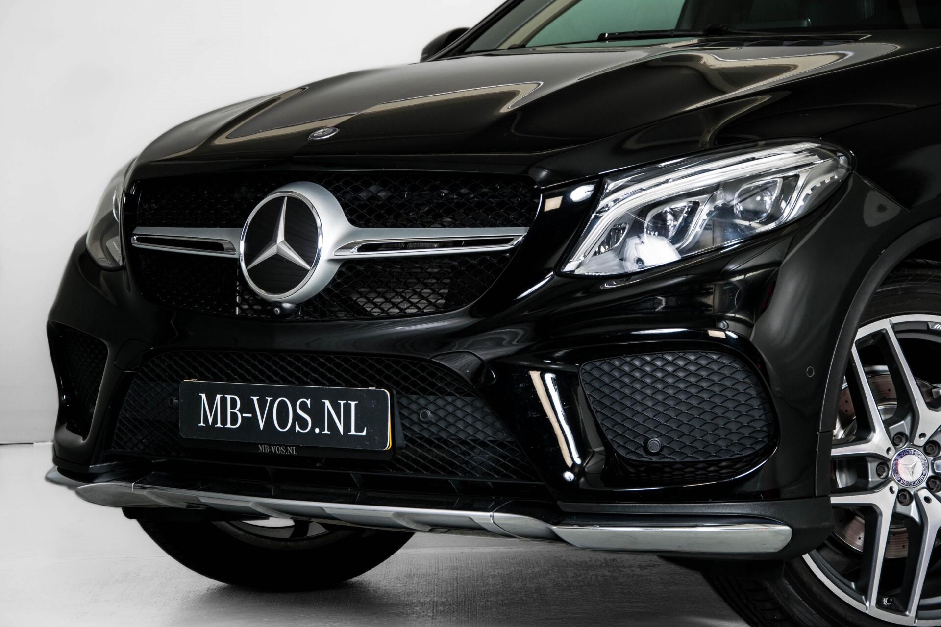 Mercedes-Benz GLE-Klasse Coupé 350 d 4-M AMG Luchtvering/Distronic/Panorama/Mem/Trekhaak Aut9 Foto 68