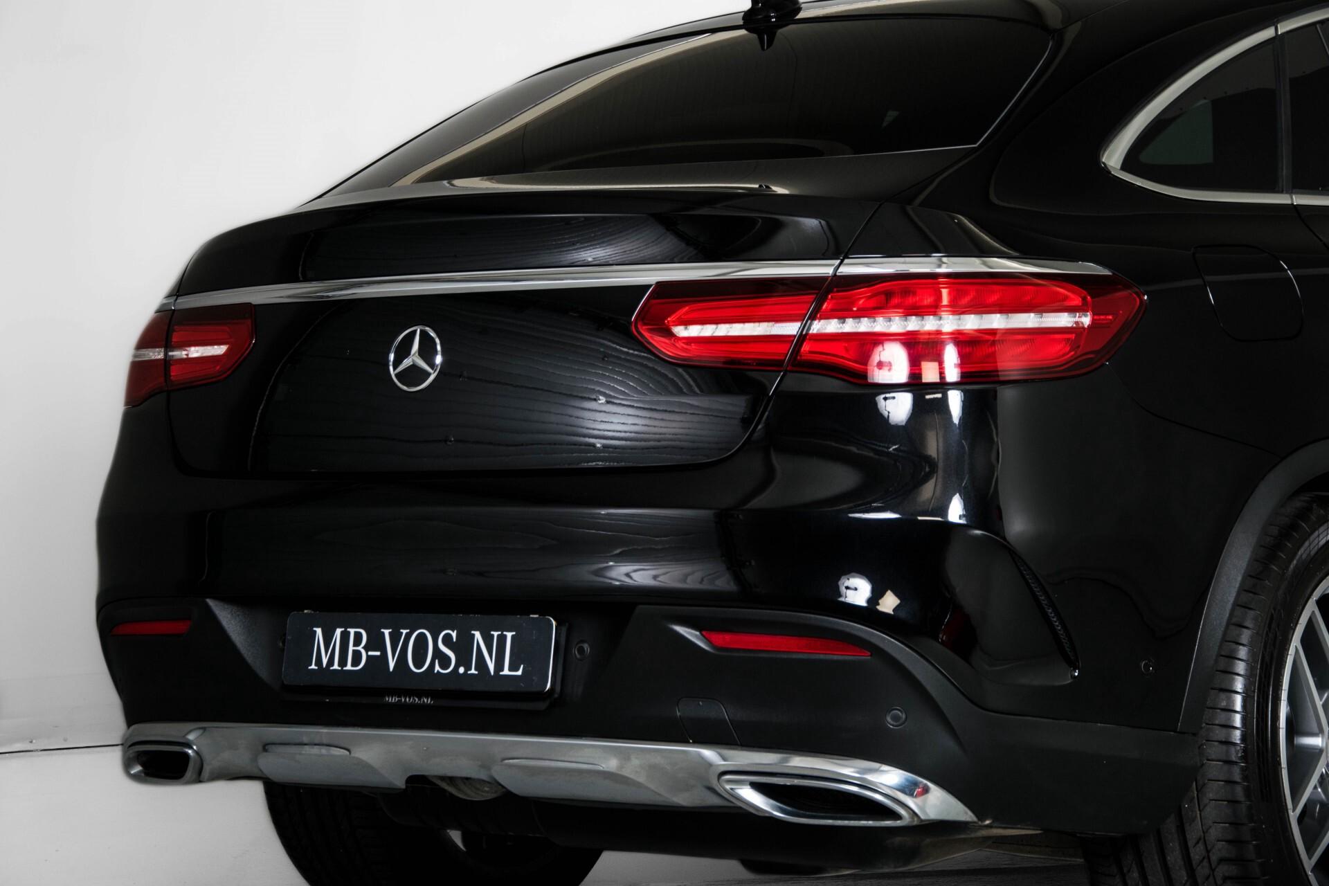 Mercedes-Benz GLE-Klasse Coupé 350 d 4-M AMG Luchtvering/Distronic/Panorama/Mem/Trekhaak Aut9 Foto 69