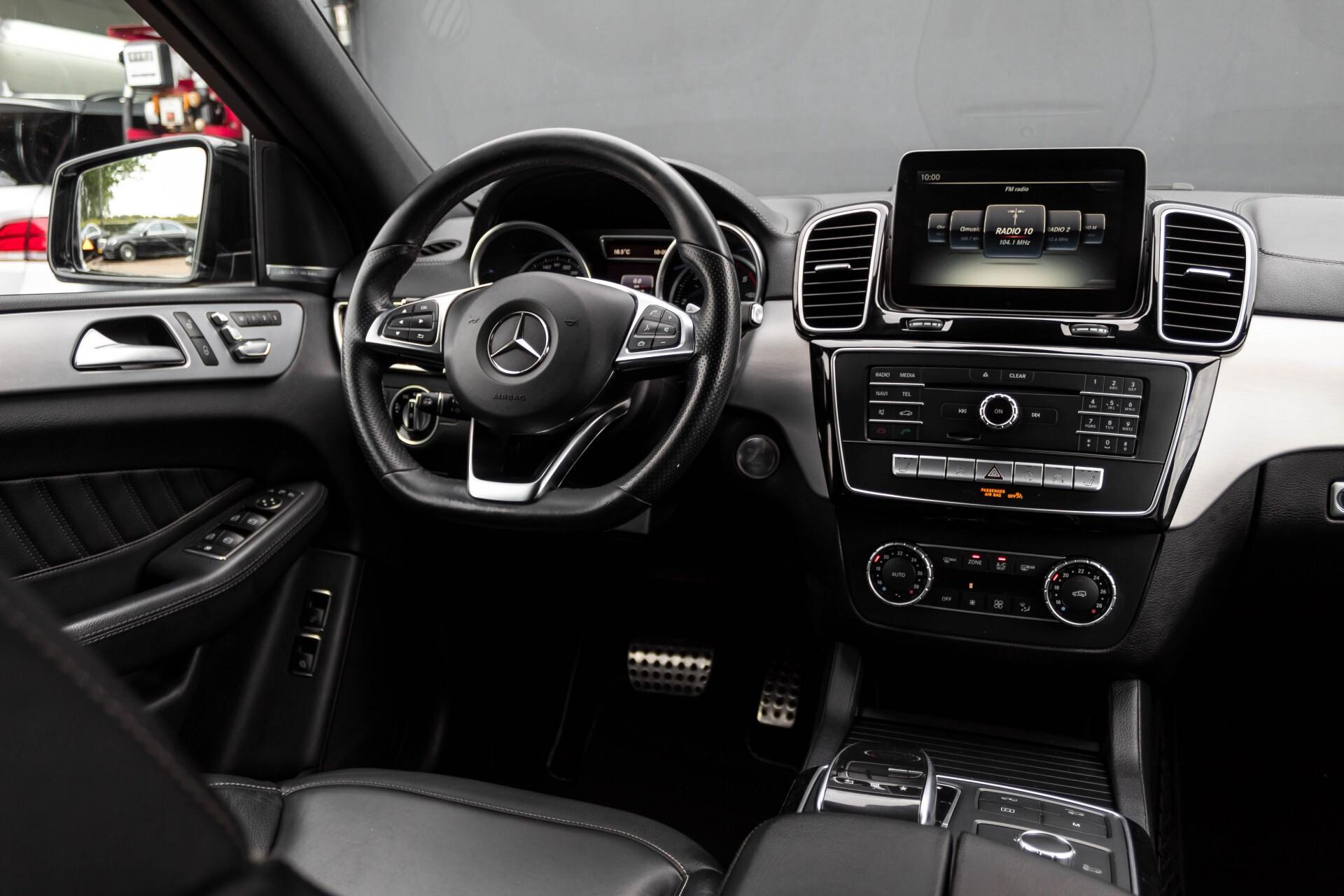 Mercedes-Benz GLE-Klasse Coupé 350 d 4-M AMG Luchtvering/Distronic/Panorama/Mem/Trekhaak Aut9 Foto 7