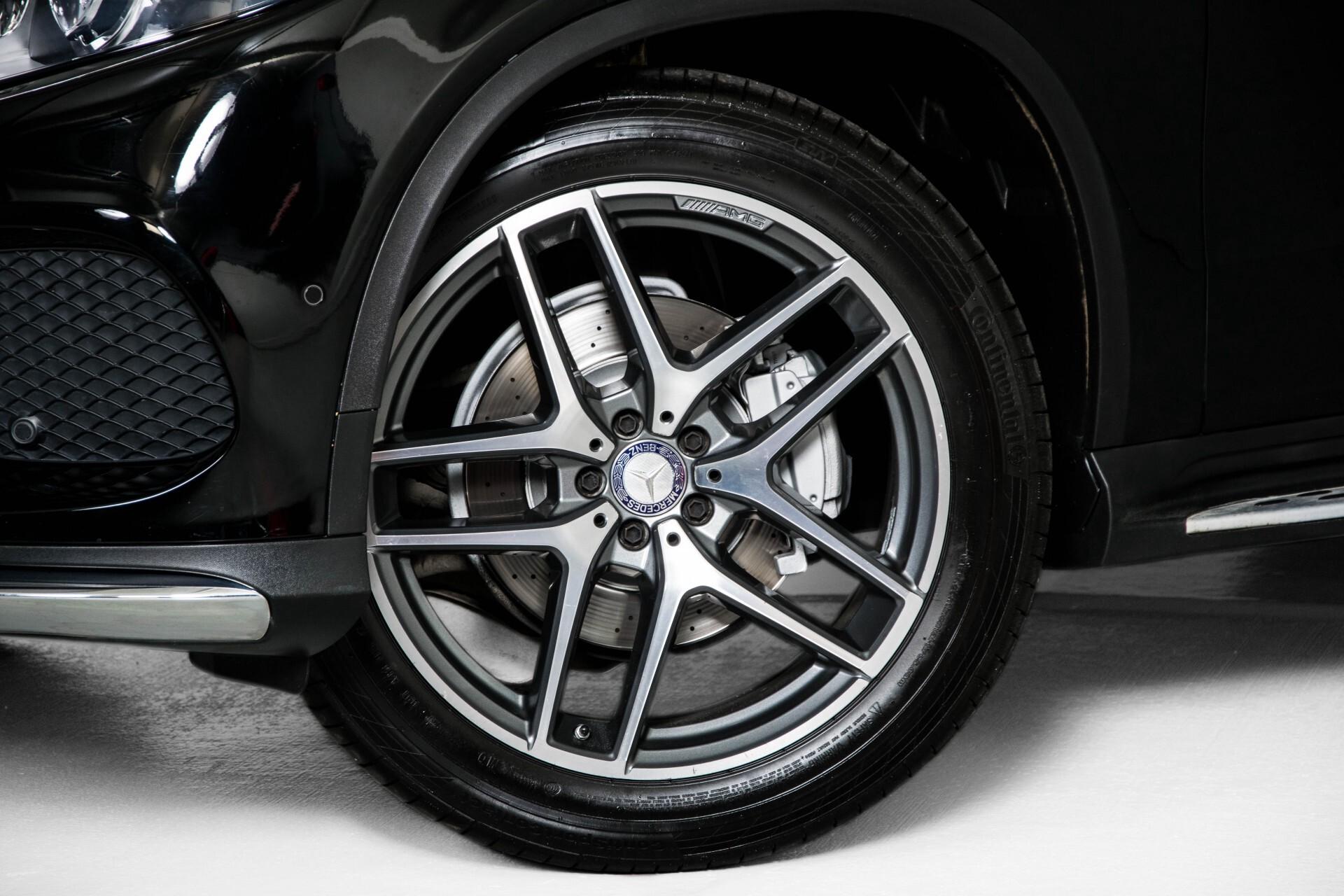 Mercedes-Benz GLE-Klasse Coupé 350 d 4-M AMG Luchtvering/Distronic/Panorama/Mem/Trekhaak Aut9 Foto 70
