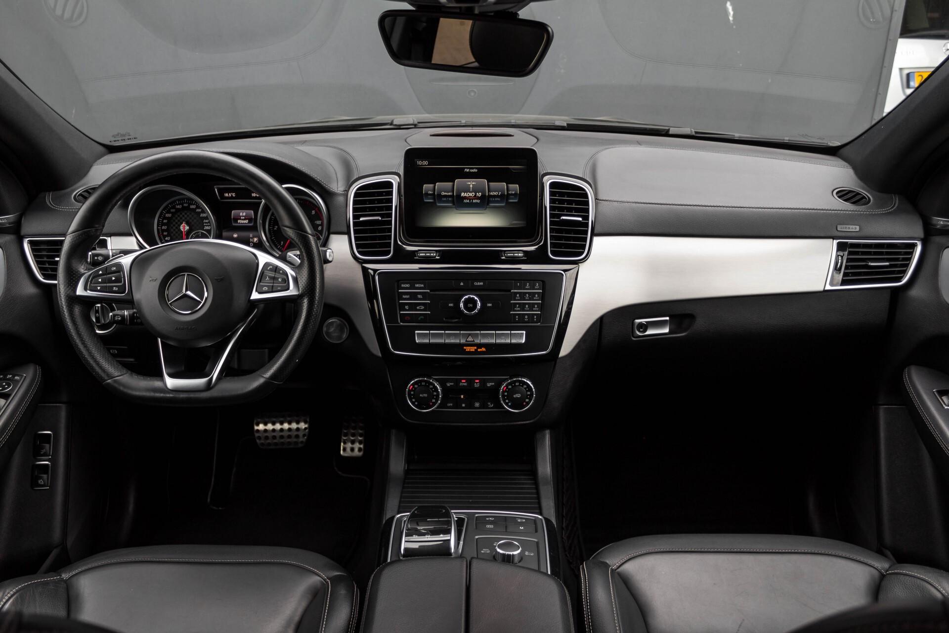 Mercedes-Benz GLE Coupé 350 d 4-M AMG Luchtvering/Distronic/Panorama/Mem/Trekhaak Aut9 Foto 8
