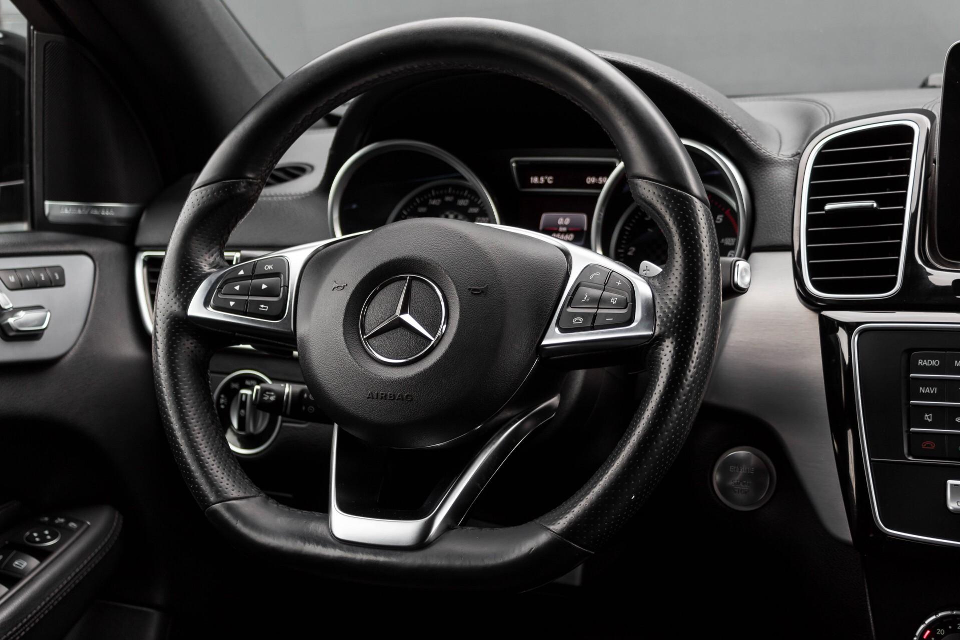 Mercedes-Benz GLE-Klasse Coupé 350 d 4-M AMG Luchtvering/Distronic/Panorama/Mem/Trekhaak Aut9 Foto 9