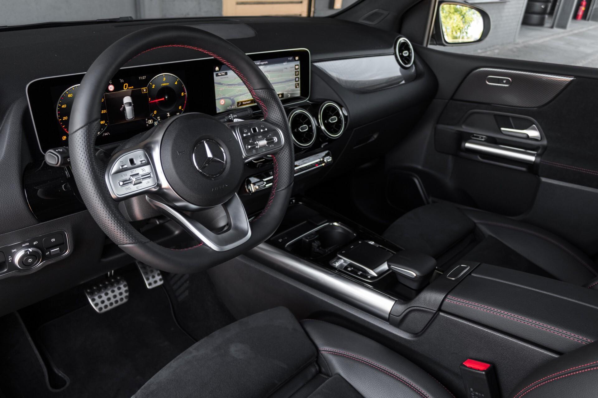 "Mercedes-Benz B-Klasse 180d AMG Widescreen/M-bux/LED/19"" Aut7 Foto 10"