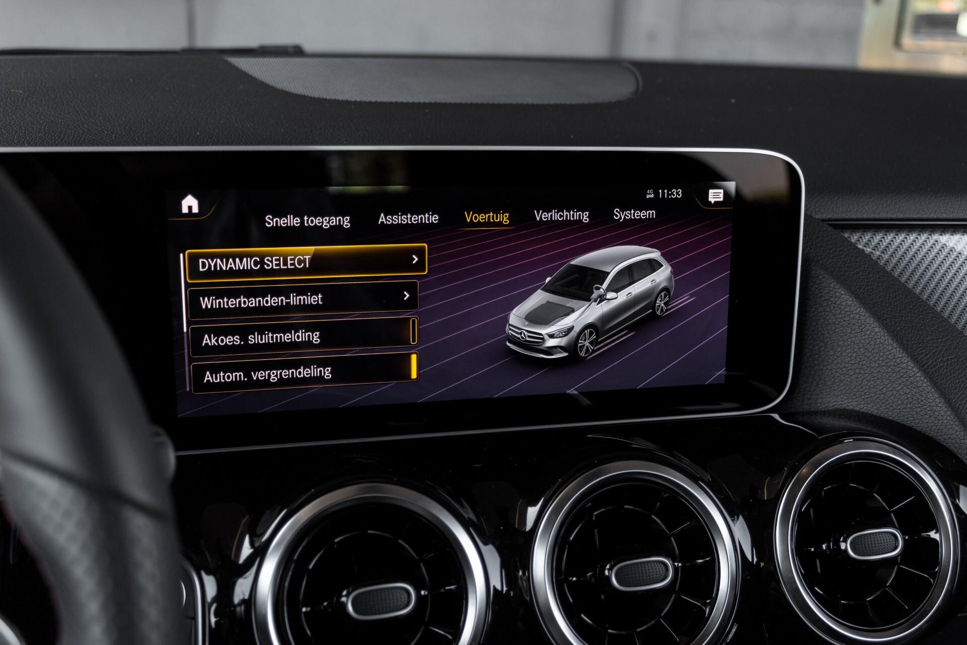 "Mercedes-Benz B-Klasse 180d AMG Widescreen/M-bux/LED/19"" Aut7 Foto 32"