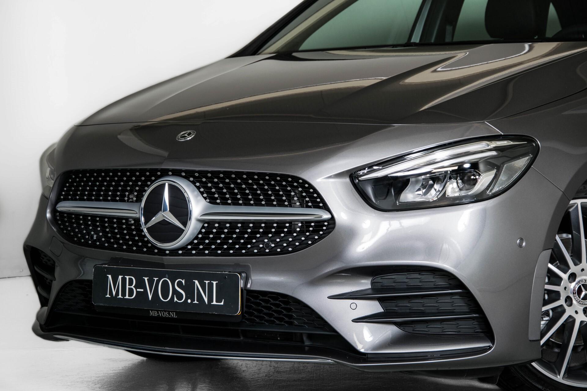 "Mercedes-Benz B-Klasse 180d AMG Widescreen/M-bux/LED/19"" Aut7 Foto 57"