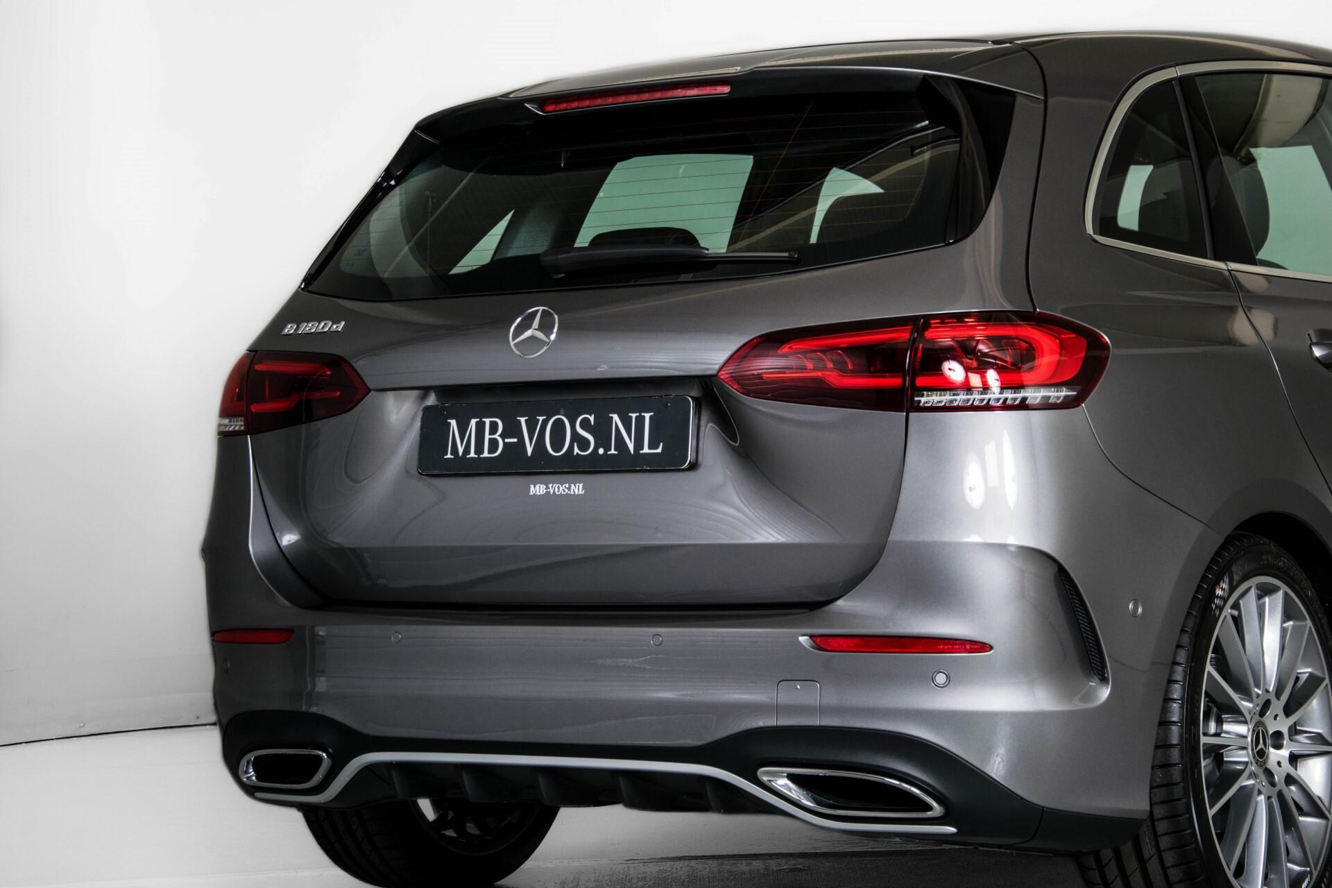 "Mercedes-Benz B-Klasse 180d AMG Widescreen/M-bux/LED/19"" Aut7 Foto 58"