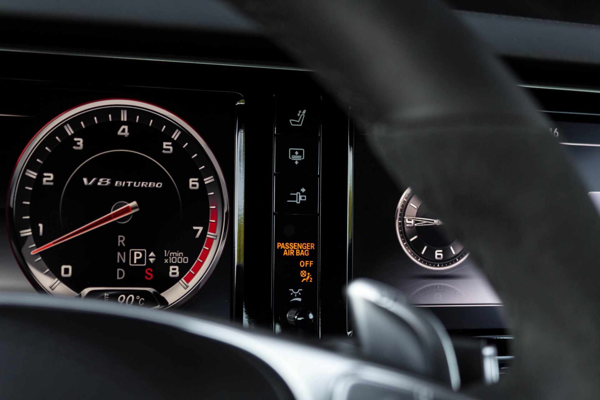 Mercedes-Benz S-Klasse Coupé 63 AMG 4-M Ceramic/Akrapovic/Swarowski/Designo/Burmester High End Aut7 Foto 16