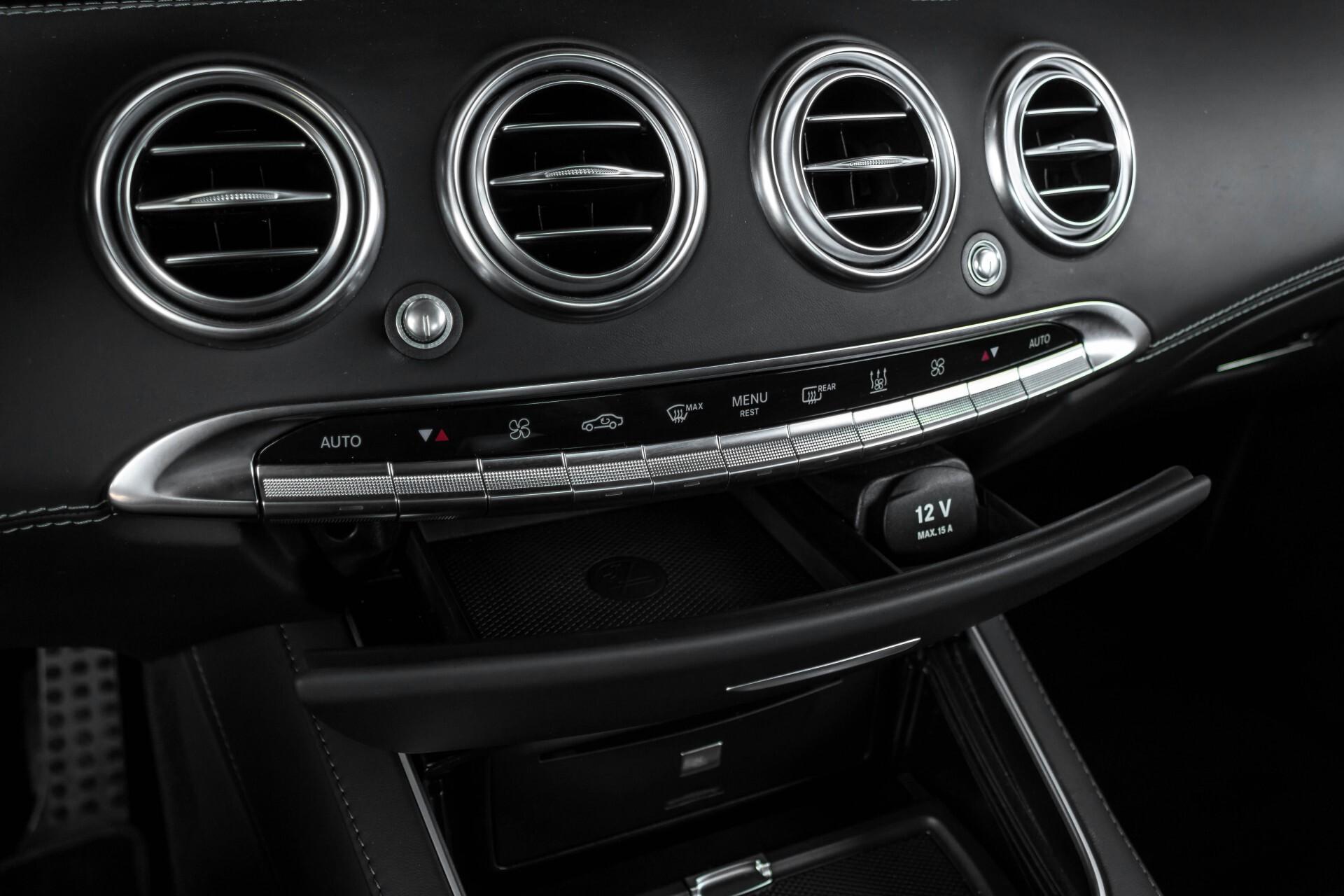 Mercedes-Benz S-Klasse Coupé 63 AMG 4-M Ceramic/Akrapovic/Swarowski/Designo/Burmester High End Aut7 Foto 21