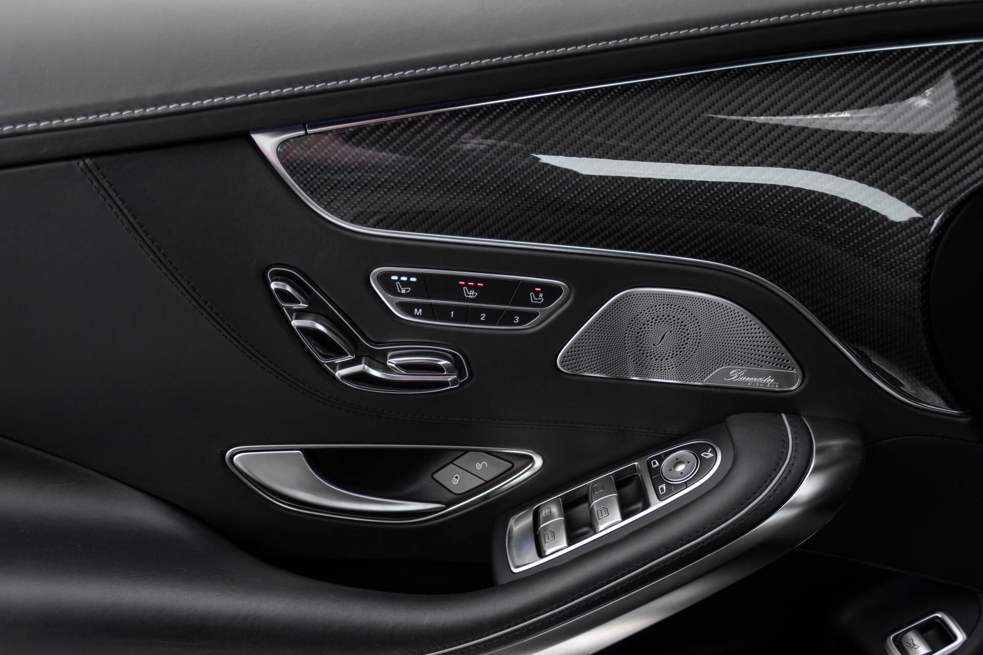 Mercedes-Benz S-Klasse Coupé 63 AMG 4-M Ceramic/Akrapovic/Swarowski/Designo/Burmester High End Aut7 Foto 23