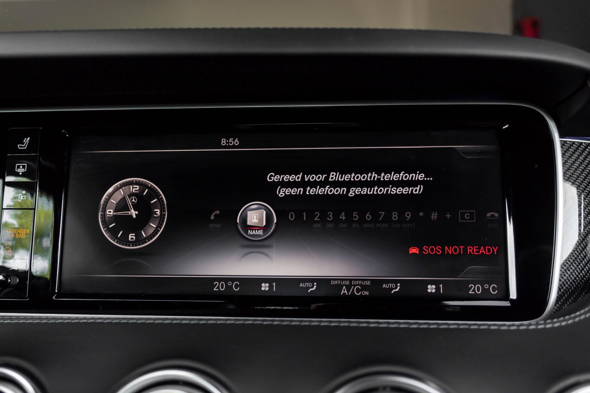 Mercedes-Benz S-Klasse Coupé 63 AMG 4-M Keramisch/Akrapovic/Swarowski/Designo/Burmester High End Aut7 Foto 28