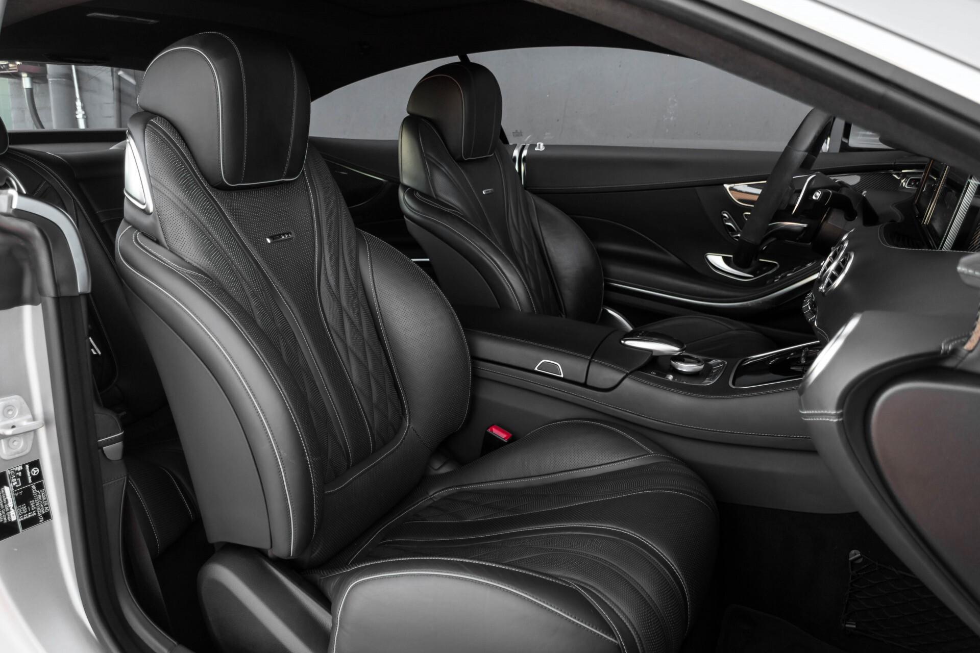 Mercedes-Benz S-Klasse Coupé 63 AMG 4-M Keramisch/Akrapovic/Swarowski/Designo/Burmester High End Aut7 Foto 3