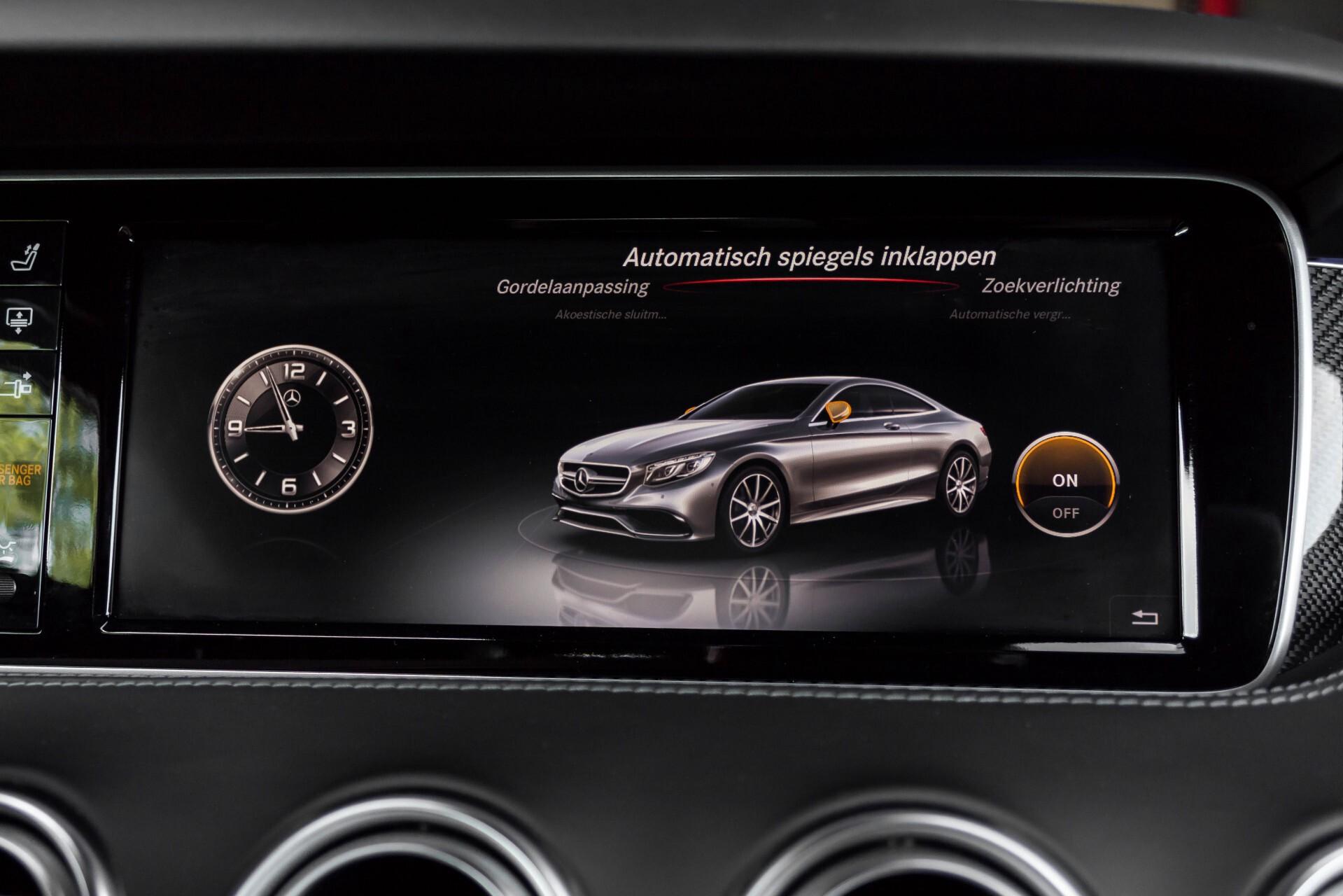 Mercedes-Benz S-Klasse Coupé 63 AMG 4-M Keramisch/Akrapovic/Swarowski/Designo/Burmester High End Aut7 Foto 30