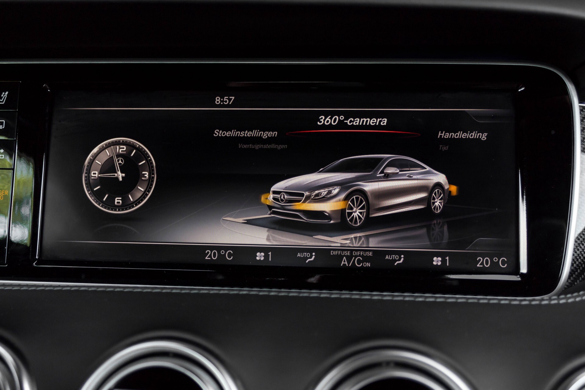 Mercedes-Benz S-Klasse Coupé 63 AMG 4-M Keramisch/Akrapovic/Swarowski/Designo/Burmester High End Aut7 Foto 32
