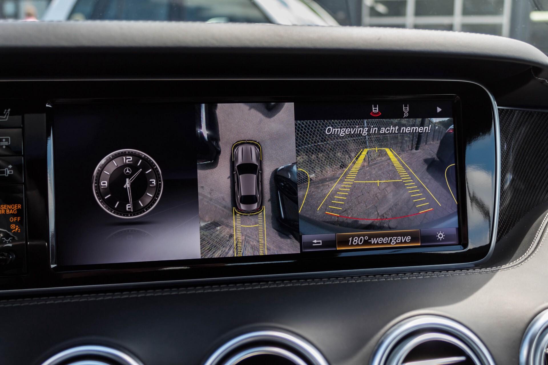 Mercedes-Benz S-Klasse Coupé 63 AMG 4-M Ceramic/Akrapovic/Swarowski/Designo/Burmester High End Aut7 Foto 34