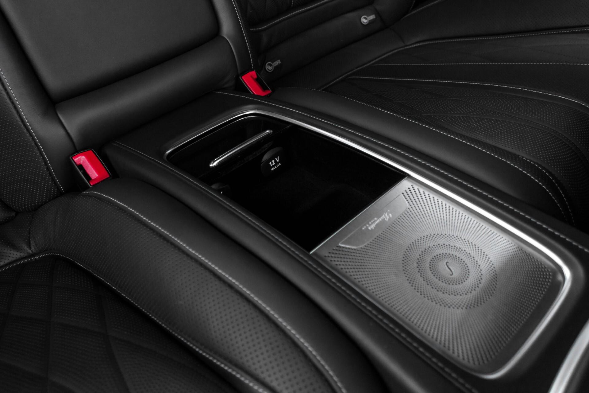 Mercedes-Benz S-Klasse Coupé 63 AMG 4-M Ceramic/Akrapovic/Swarowski/Designo/Burmester High End Aut7 Foto 37