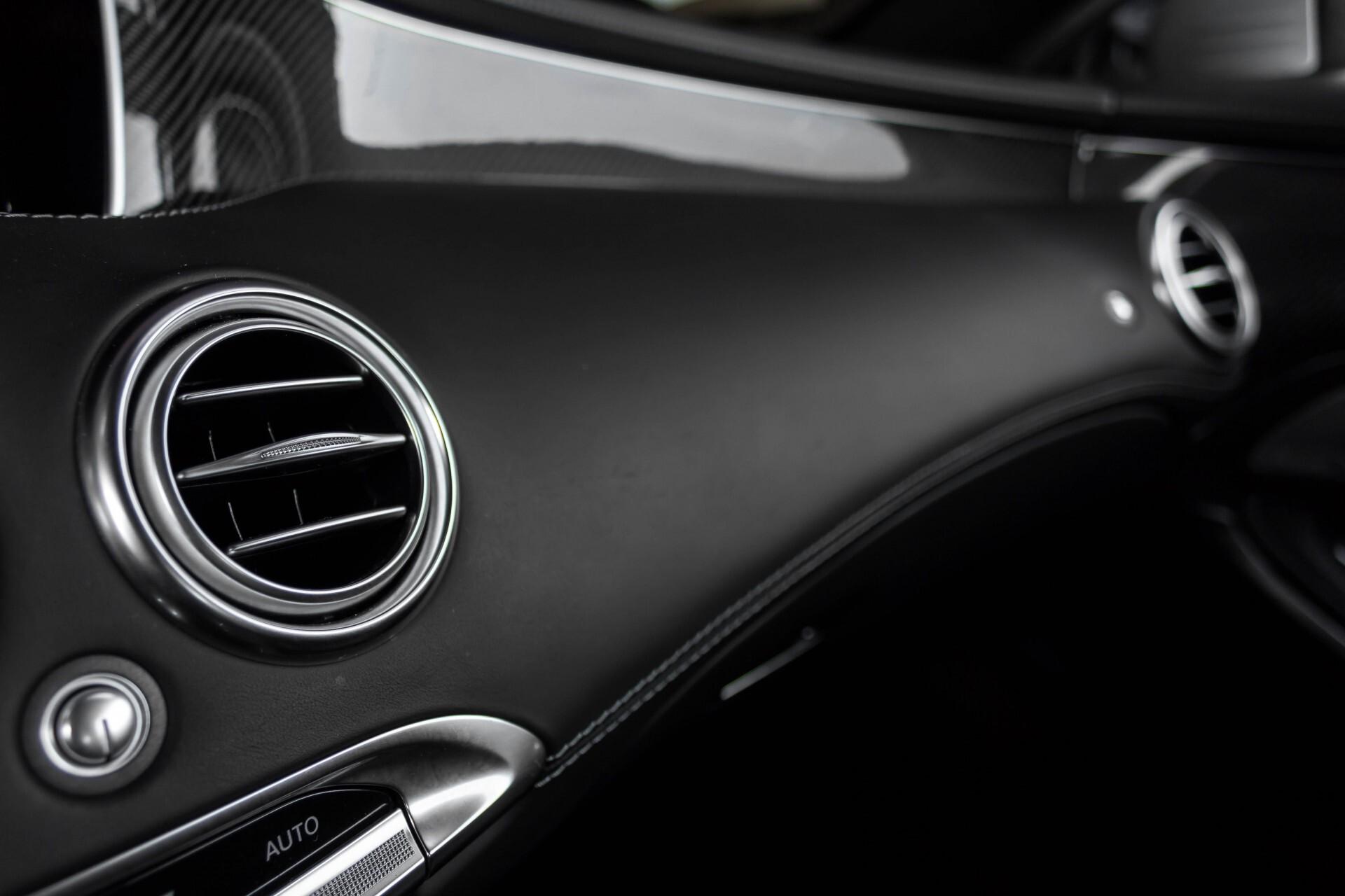 Mercedes-Benz S-Klasse Coupé 63 AMG 4-M Keramisch/Akrapovic/Swarowski/Designo/Burmester High End Aut7 Foto 39