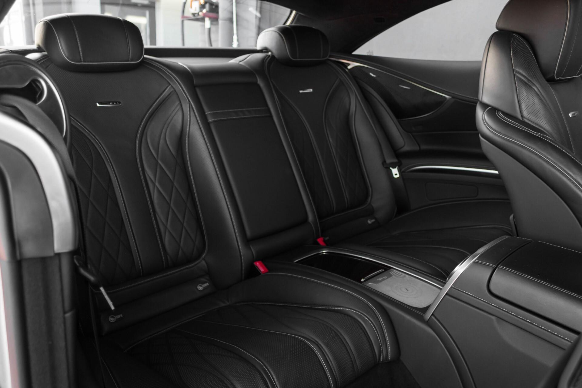 Mercedes-Benz S-Klasse Coupé 63 AMG 4-M Ceramic/Akrapovic/Swarowski/Designo/Burmester High End Aut7 Foto 4