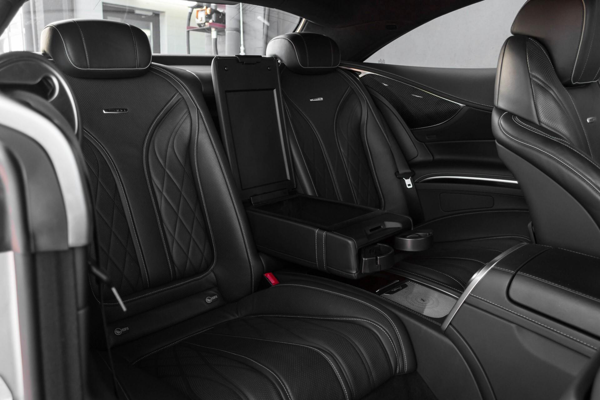 Mercedes-Benz S-Klasse Coupé 63 AMG 4-M Ceramic/Akrapovic/Swarowski/Designo/Burmester High End Aut7 Foto 5