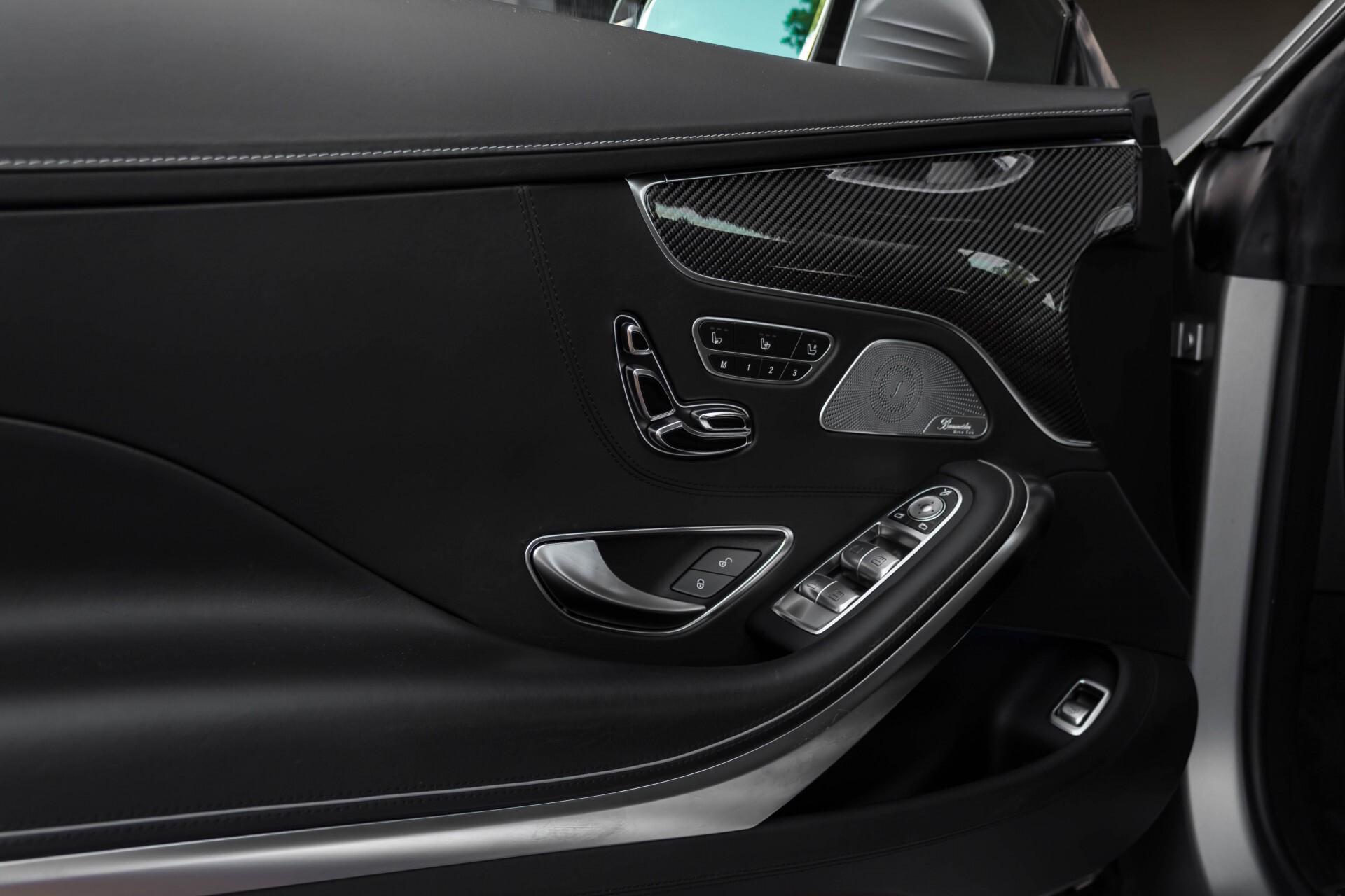 Mercedes-Benz S-Klasse Coupé 63 AMG 4-M Keramisch/Akrapovic/Swarowski/Designo/Burmester High End Aut7 Foto 59