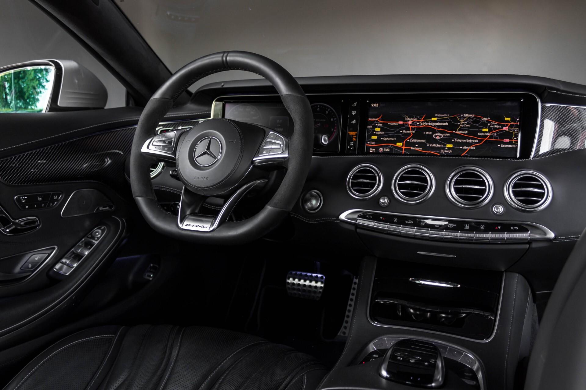 Mercedes-Benz S-Klasse Coupé 63 AMG 4-M Ceramic/Akrapovic/Swarowski/Designo/Burmester High End Aut7 Foto 6