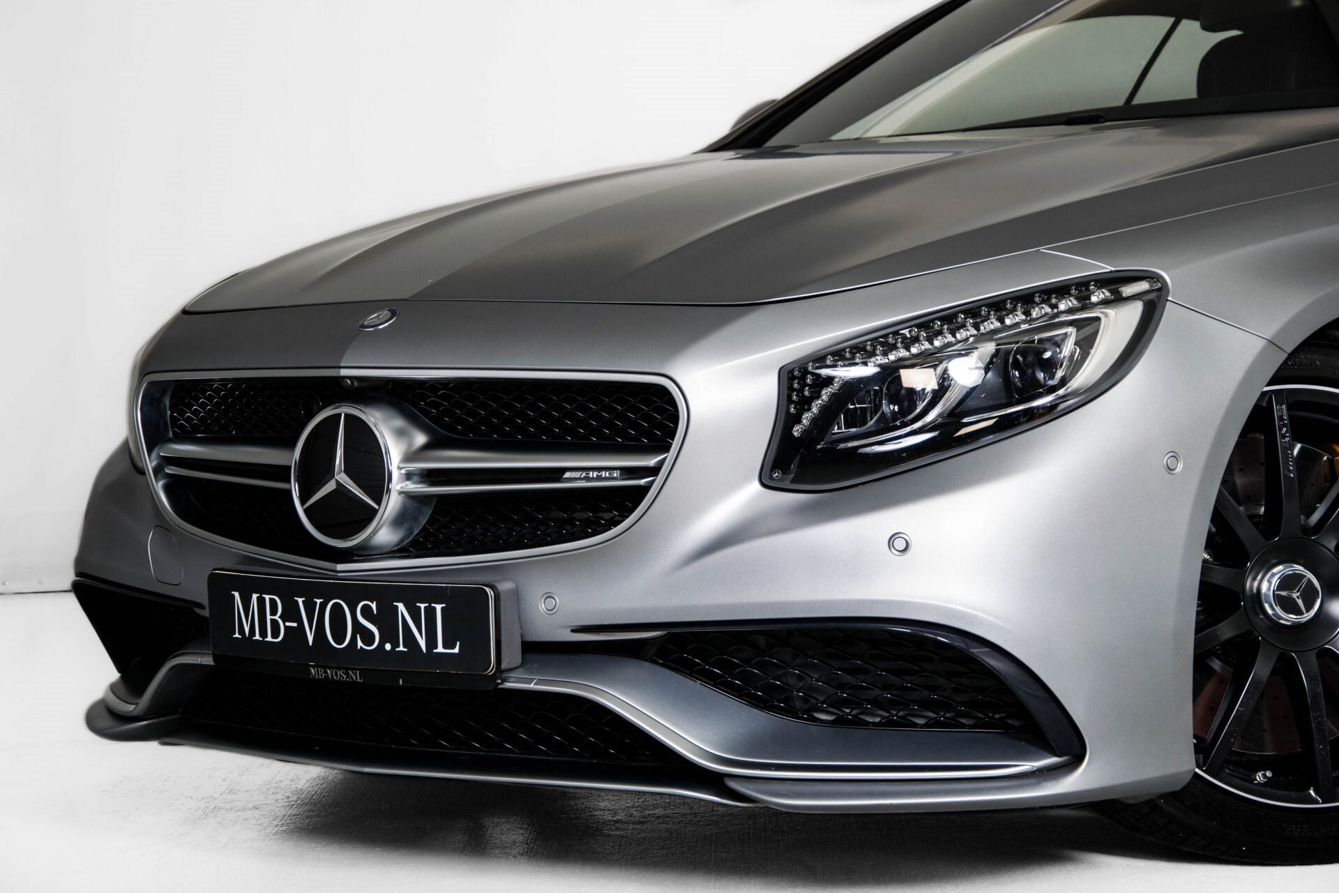 Mercedes-Benz S-Klasse Coupé 63 AMG 4-M Ceramic/Akrapovic/Swarowski/Designo/Burmester High End Aut7 Foto 66