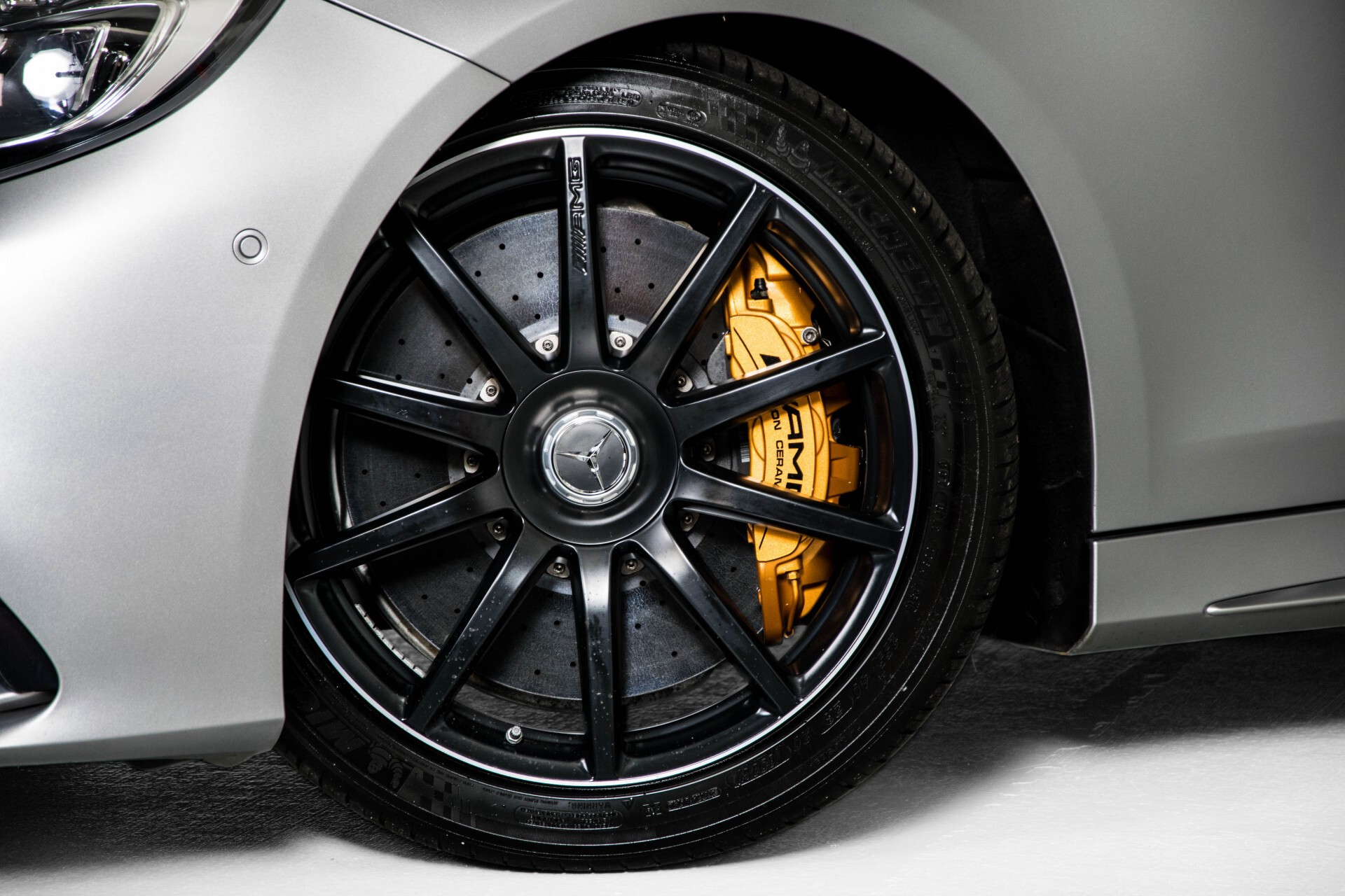 Mercedes-Benz S-Klasse Coupé 63 AMG 4-M Ceramic/Akrapovic/Swarowski/Designo/Burmester High End Aut7 Foto 68