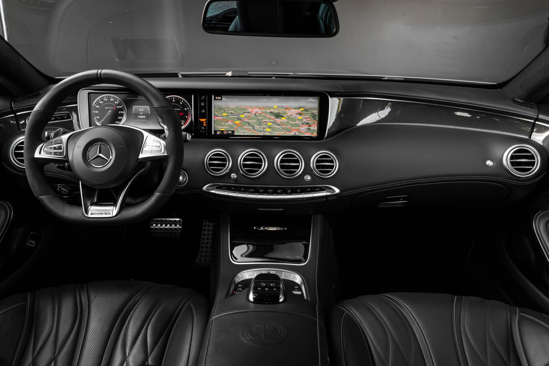 Mercedes-Benz S-Klasse Coupé 63 AMG 4-M Keramisch/Akrapovic/Swarowski/Designo/Burmester High End Aut7 Foto 7