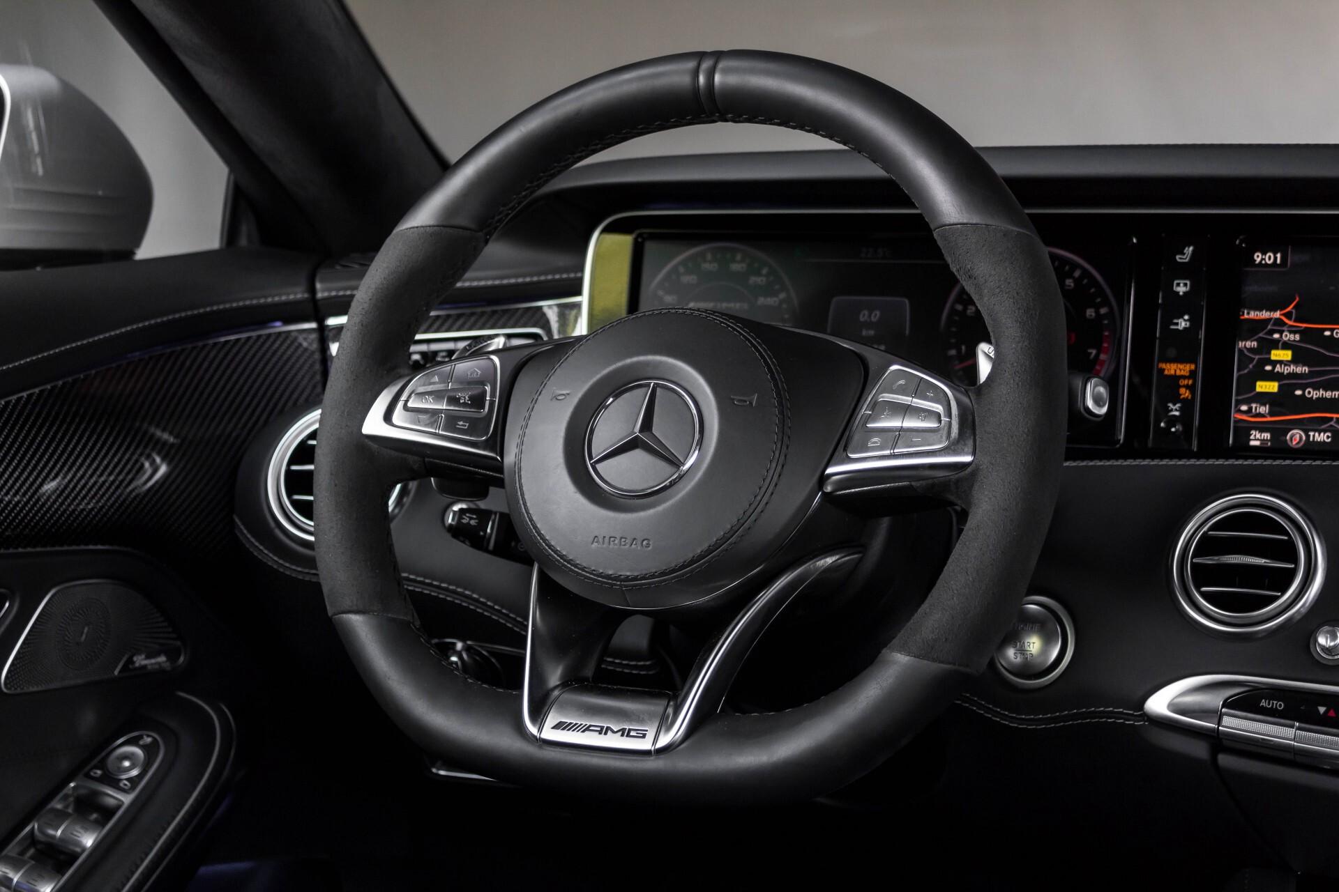 Mercedes-Benz S-Klasse Coupé 63 AMG 4-M Keramisch/Akrapovic/Swarowski/Designo/Burmester High End Aut7 Foto 8