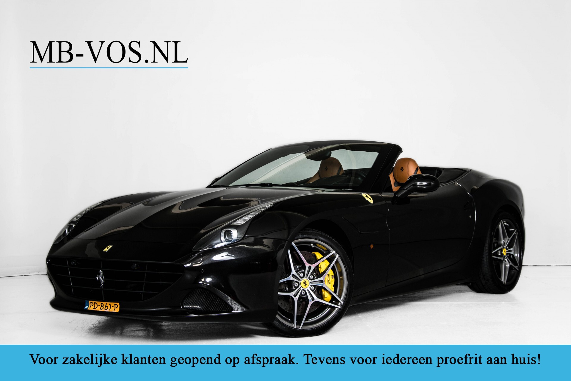 Ferrari California 3.9 T Full Carbon Nieuwprijs: €284081 Foto 1
