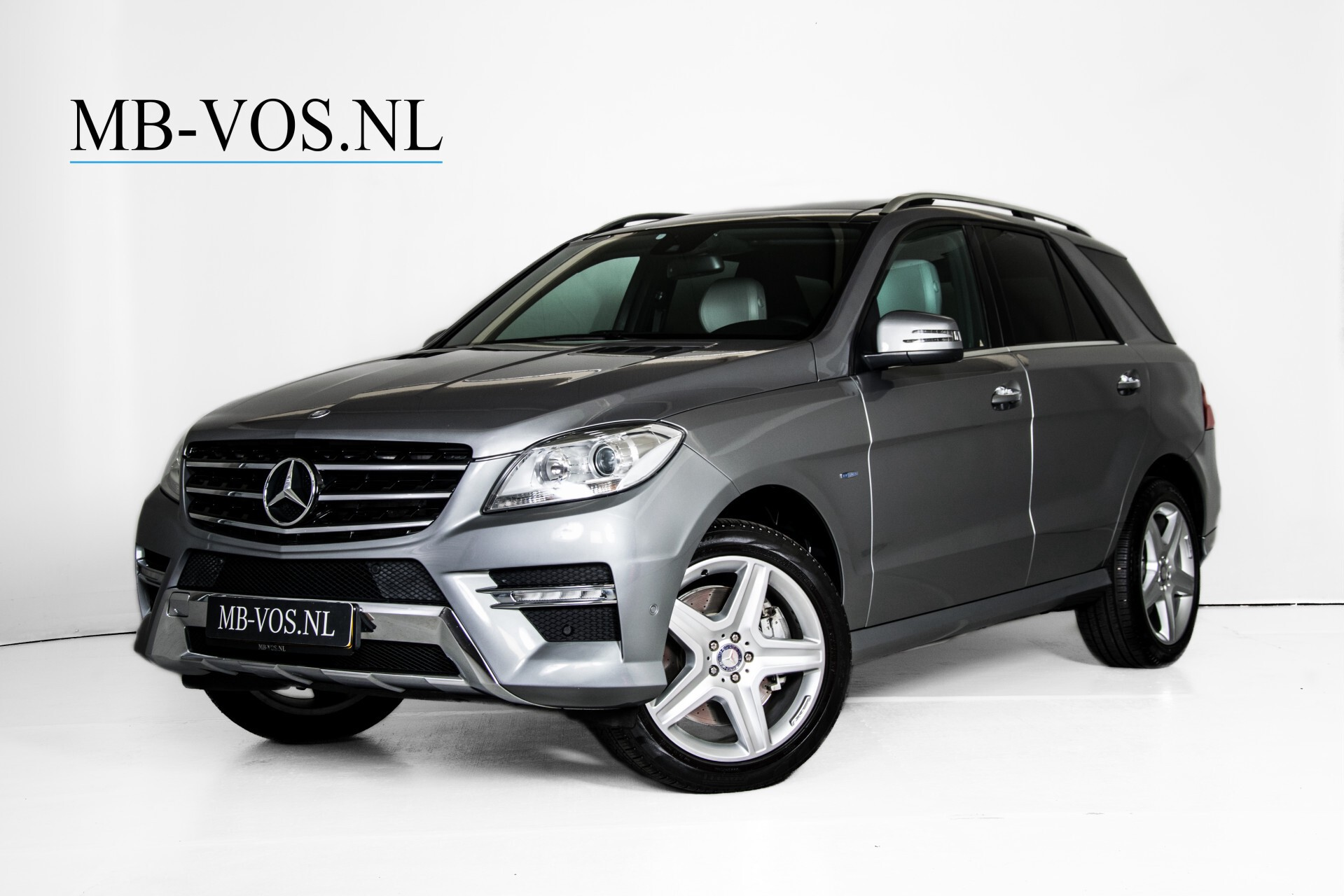 Mercedes-Benz M-Klasse 350 AMG 4-M Panorama/Keyless/Harman-Kardon/Camera/Trekhaak Aut7 Foto 1