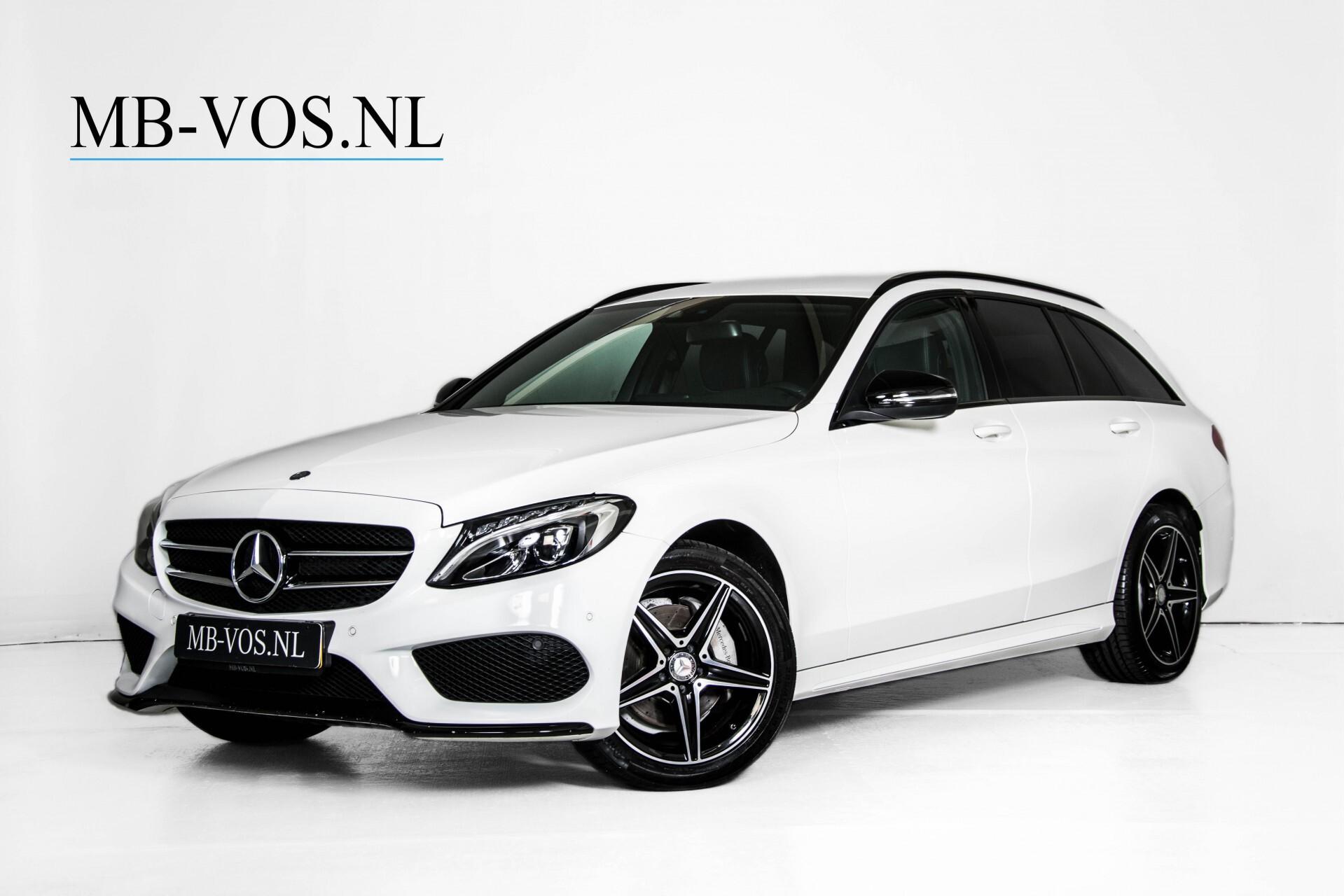 Mercedes-Benz C-Klasse Estate 200d AMG Night Wegkl-Trekhaak/LED/Dodehoekassistent/Verw Stln Aut7 Foto 1