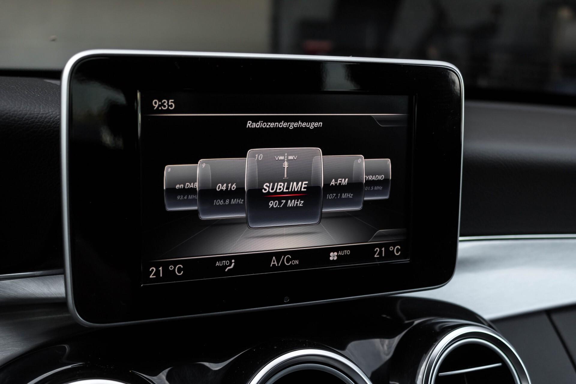 Mercedes-Benz C-Klasse Estate 200d AMG Night Wegkl-Trekhaak/LED/Dodehoekassistent/Verw Stln Aut7 Foto 19
