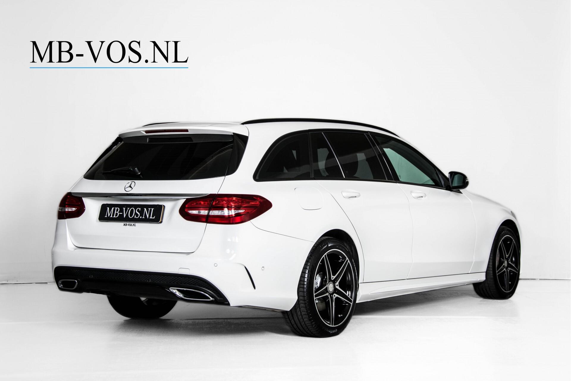 Mercedes-Benz C-Klasse Estate 200d AMG Night Wegkl-Trekhaak/LED/Dodehoekassistent/Verw Stln Aut7 Foto 2