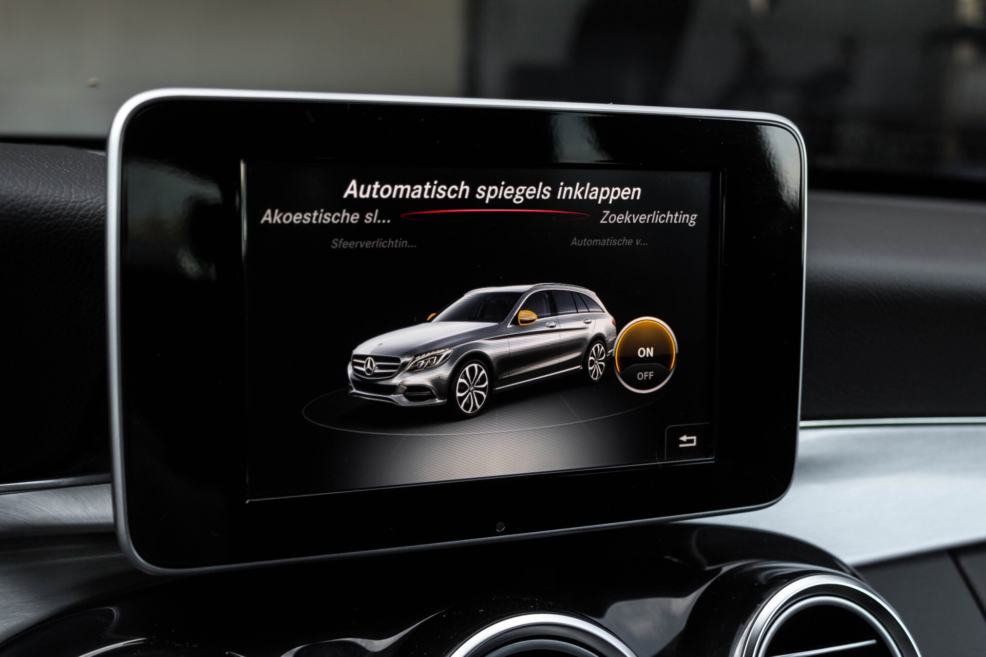 Mercedes-Benz C-Klasse Estate 200d AMG Night Wegkl-Trekhaak/LED/Dodehoekassistent/Verw Stln Aut7 Foto 25