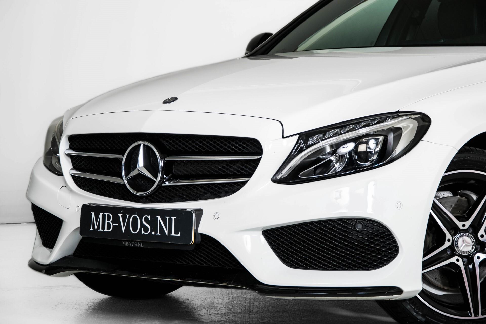 Mercedes-Benz C-Klasse Estate 200d AMG Night Wegkl-Trekhaak/LED/Dodehoekassistent/Verw Stln Aut7 Foto 53
