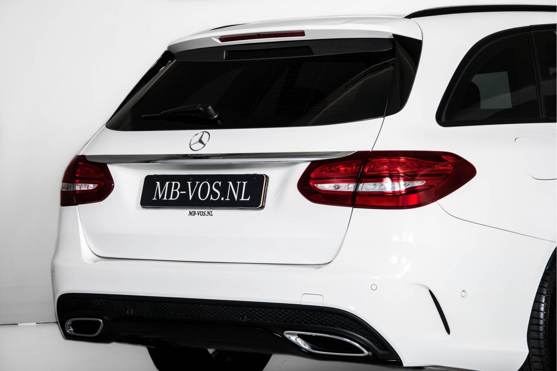 Mercedes-Benz C-Klasse Estate 200d AMG Night Wegkl-Trekhaak/LED/Dodehoekassistent/Verw Stln Aut7 Foto 54