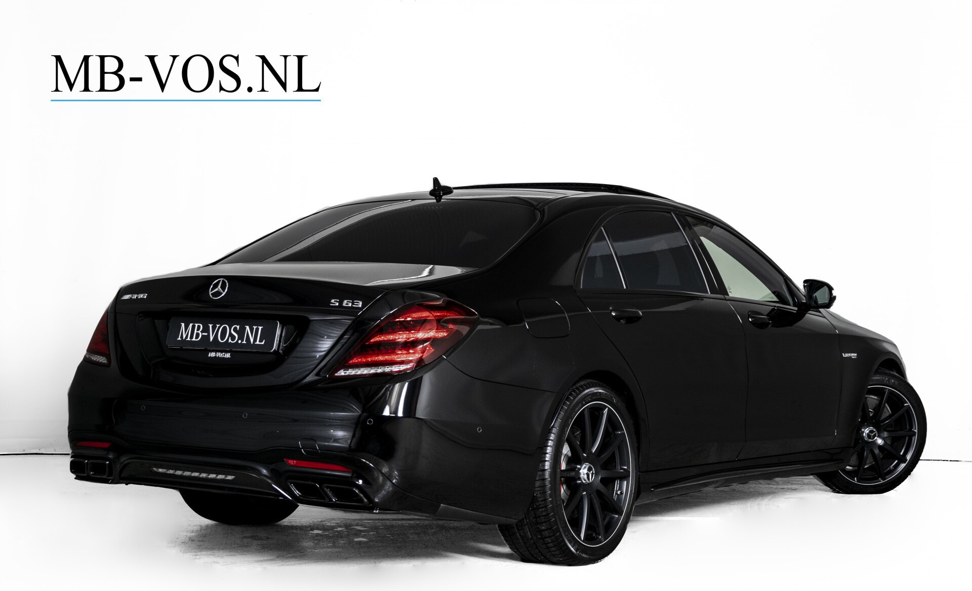 Mercedes-Benz S-Klasse 63 AMG 4Matic+ Lang Designo/Exclusive/Entertainment Aut9 Foto 2