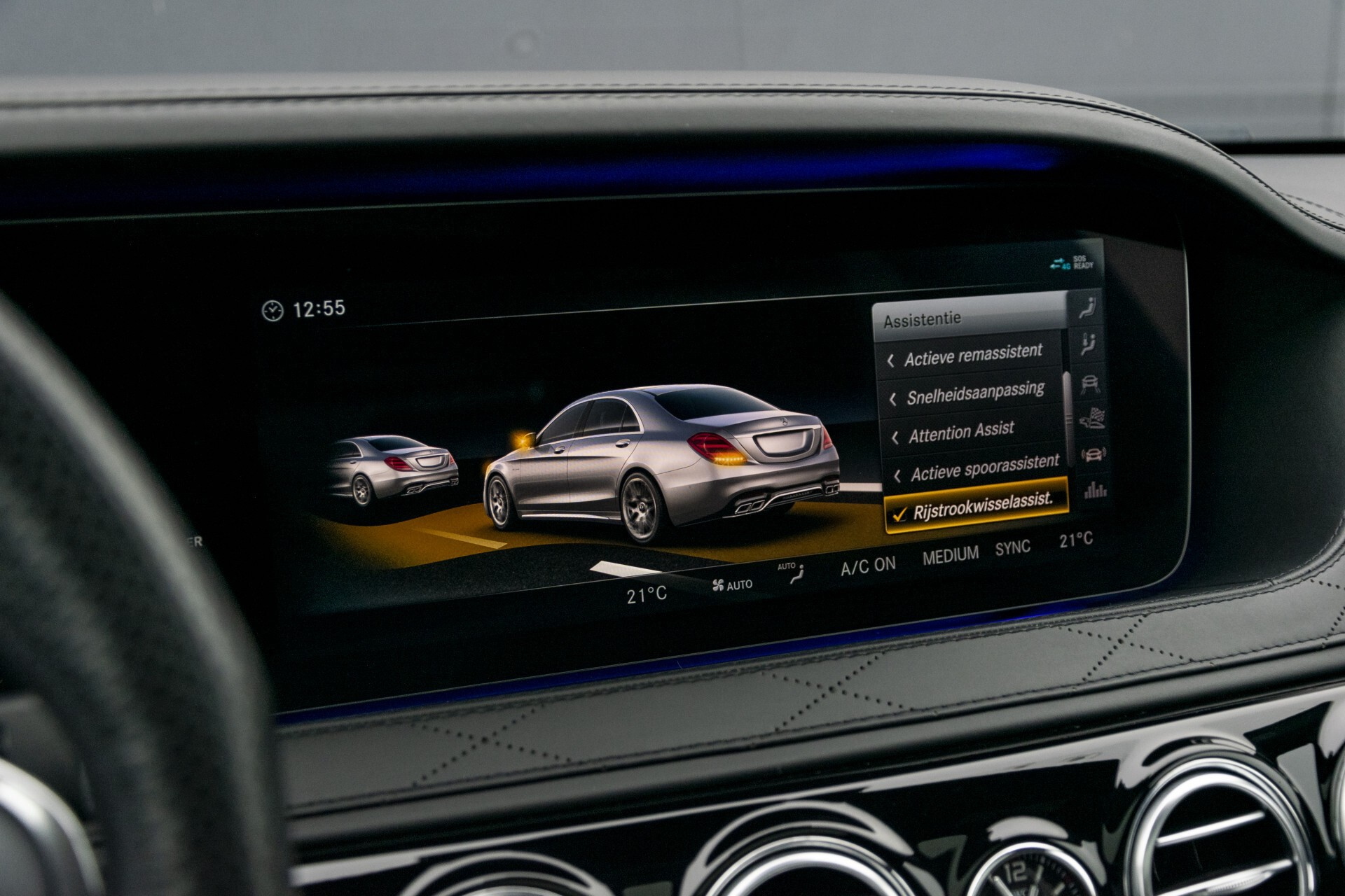 Mercedes-Benz S-Klasse 63 AMG 4Matic+ Lang Designo/Exclusive/Entertainment Aut9 Foto 47