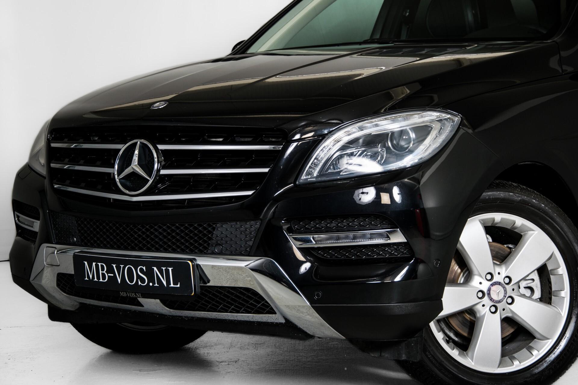 Mercedes-Benz M-Klasse 350 Bluetec 4-M Luchtvering/Schuifdak/ILS/Trekhaak/Comand Aut7 Foto 48