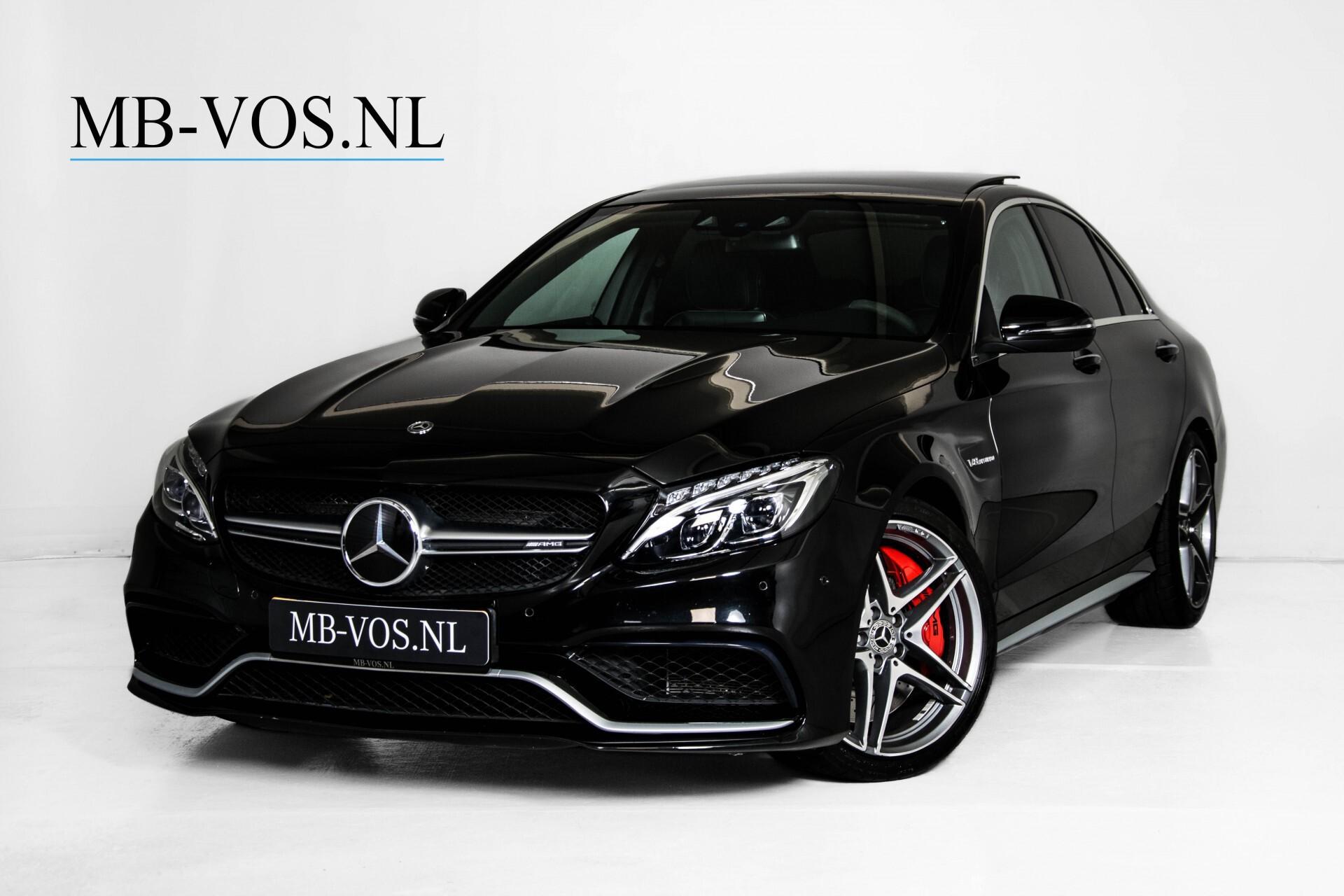 Mercedes-Benz C-Klasse 63 AMG S Panorama/Distronic/Keyless/Comand/Camera/ILS Aut7 Foto 1