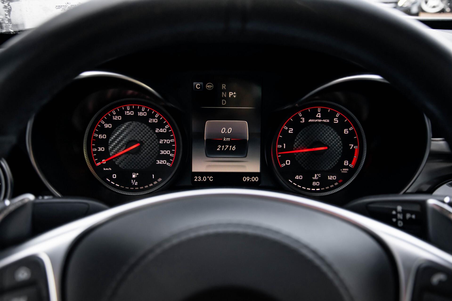 Mercedes-Benz C-Klasse 63 AMG S Panorama/Distronic/Keyless/Comand/Camera/ILS Aut7 Foto 11