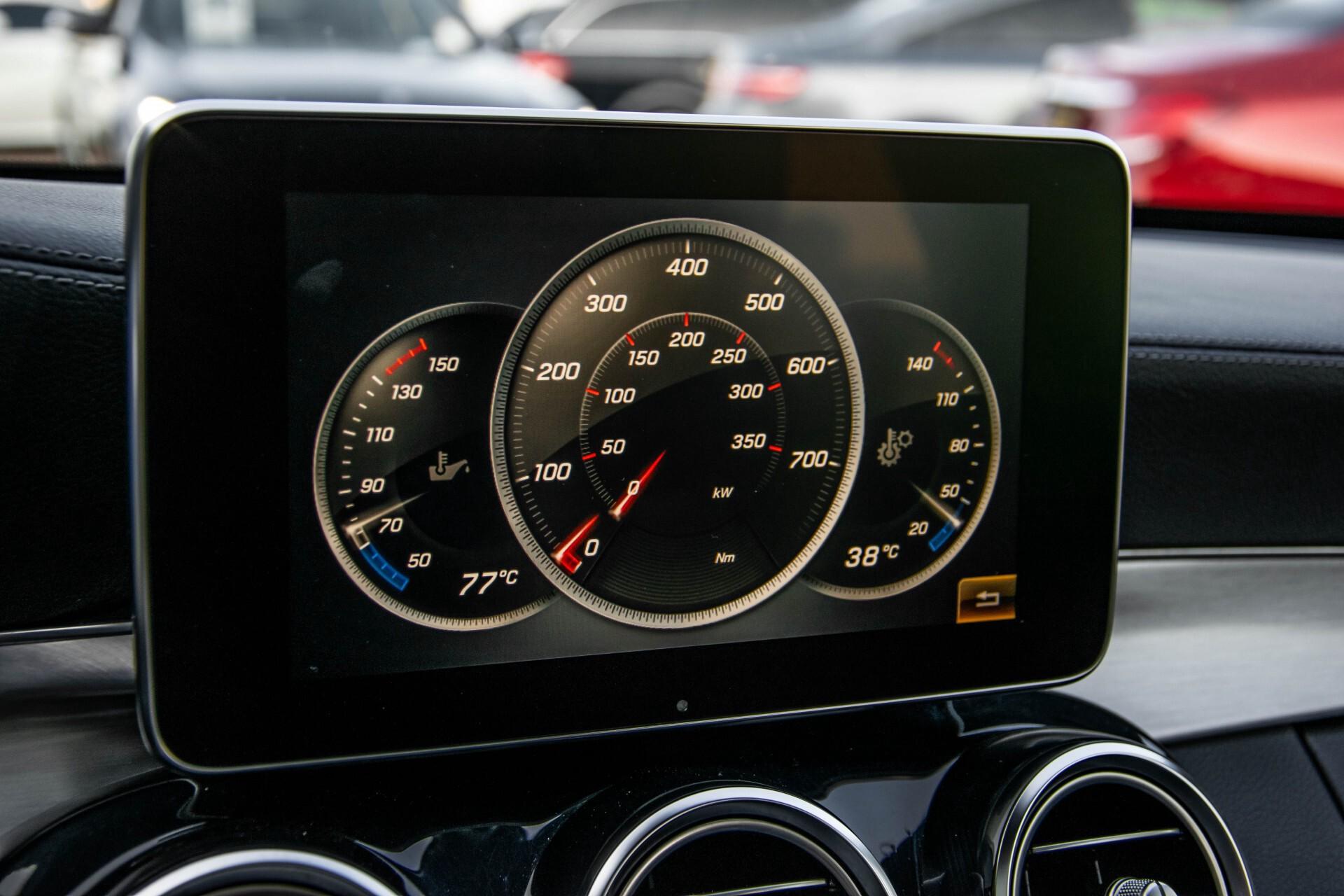 Mercedes-Benz C-Klasse 63 AMG S Panorama/Distronic/Keyless/Comand/Camera/ILS Aut7 Foto 16