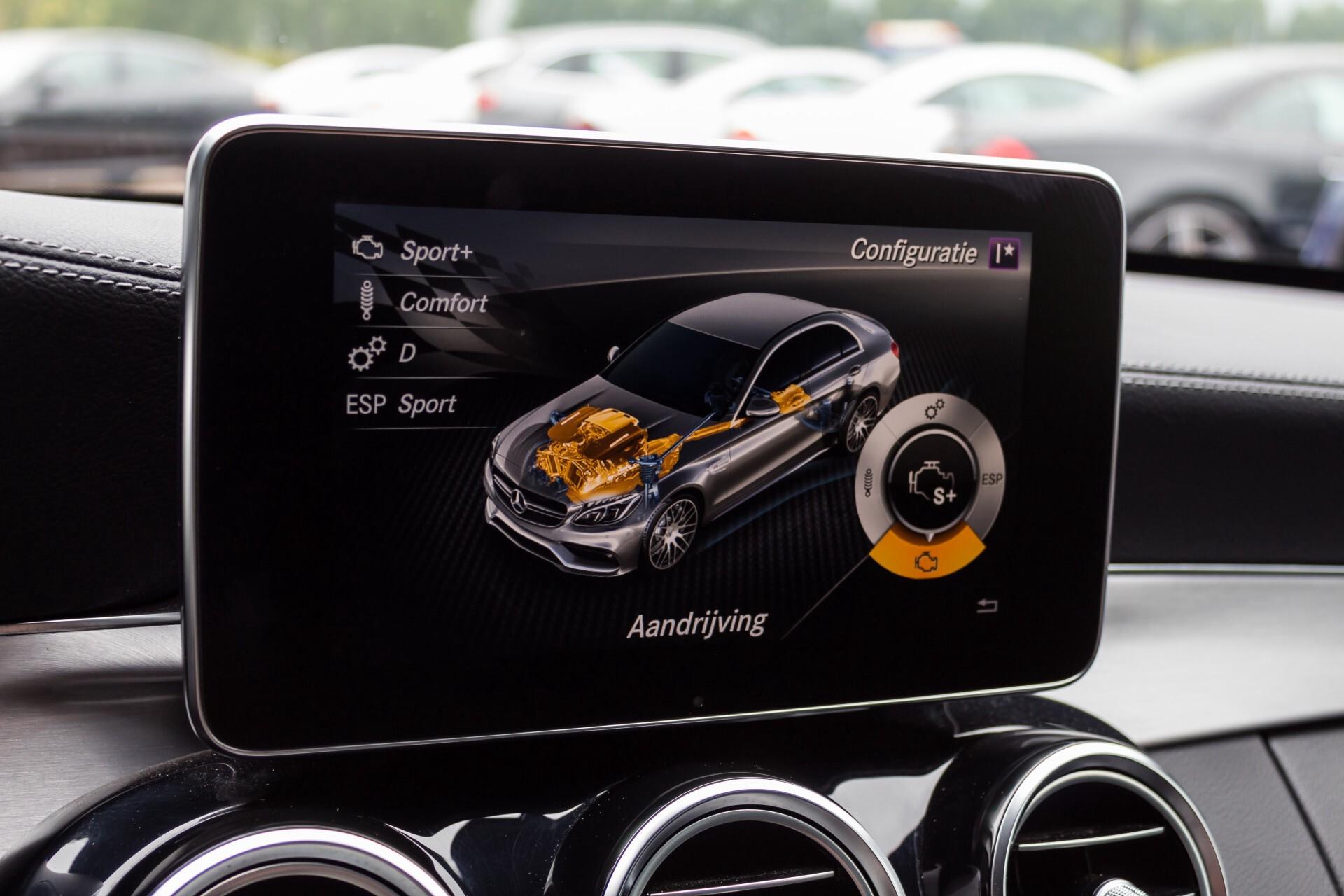 Mercedes-Benz C-Klasse 63 AMG S Panorama/Distronic/Keyless/Comand/Camera/ILS Aut7 Foto 18