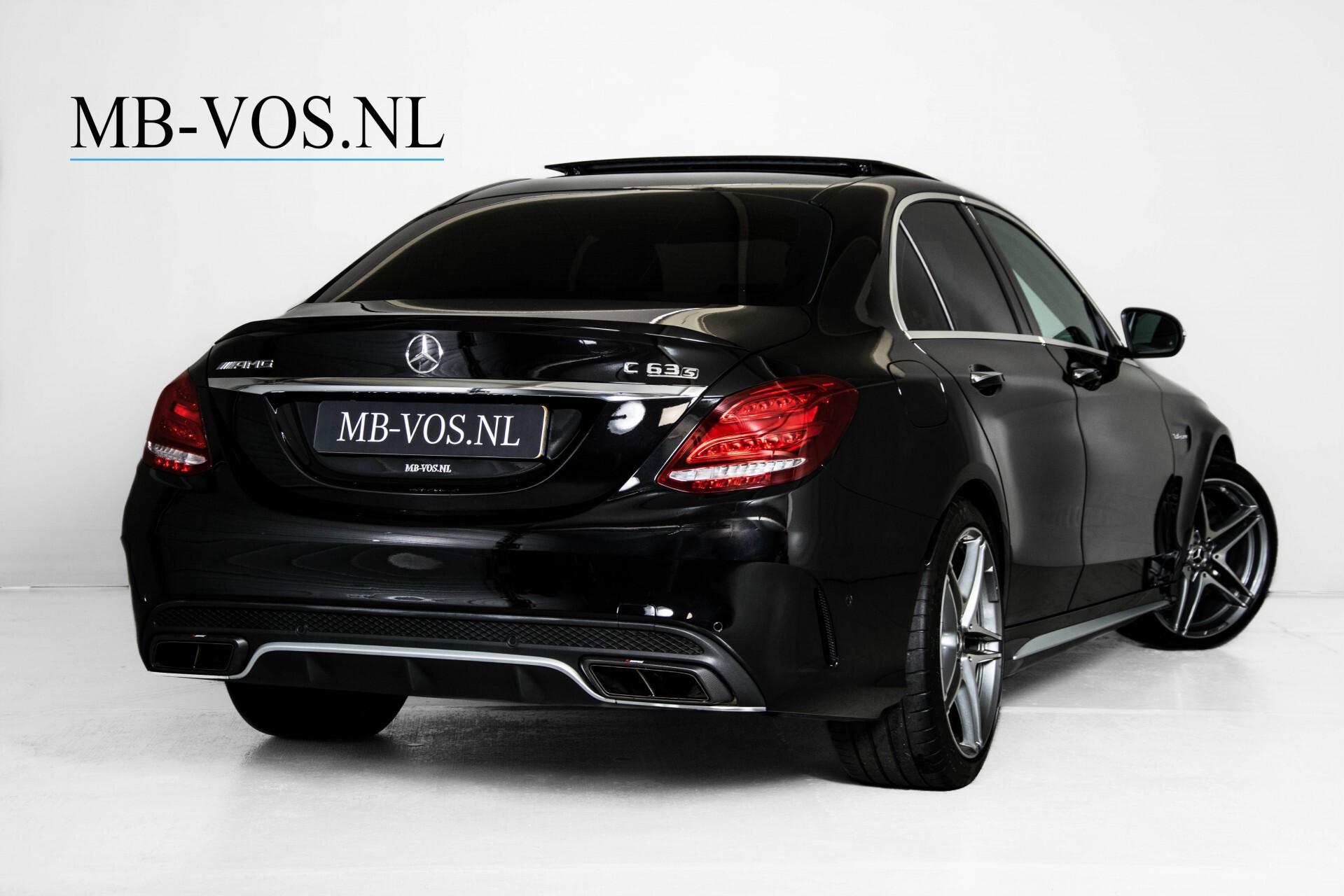 Mercedes-Benz C-Klasse 63 AMG S Panorama/Distronic/Keyless/Comand/Camera/ILS Aut7 Foto 2
