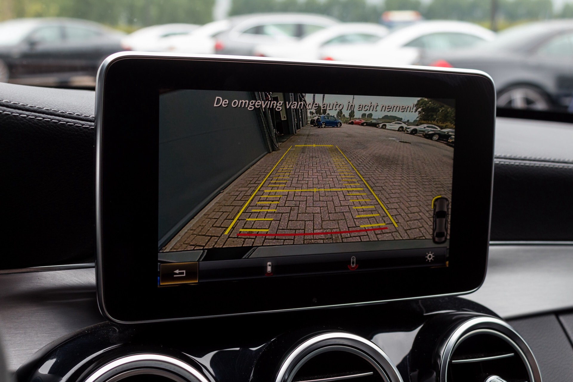 Mercedes-Benz C-Klasse 63 AMG S Panorama/Distronic/Keyless/Comand/Camera/ILS Aut7 Foto 20
