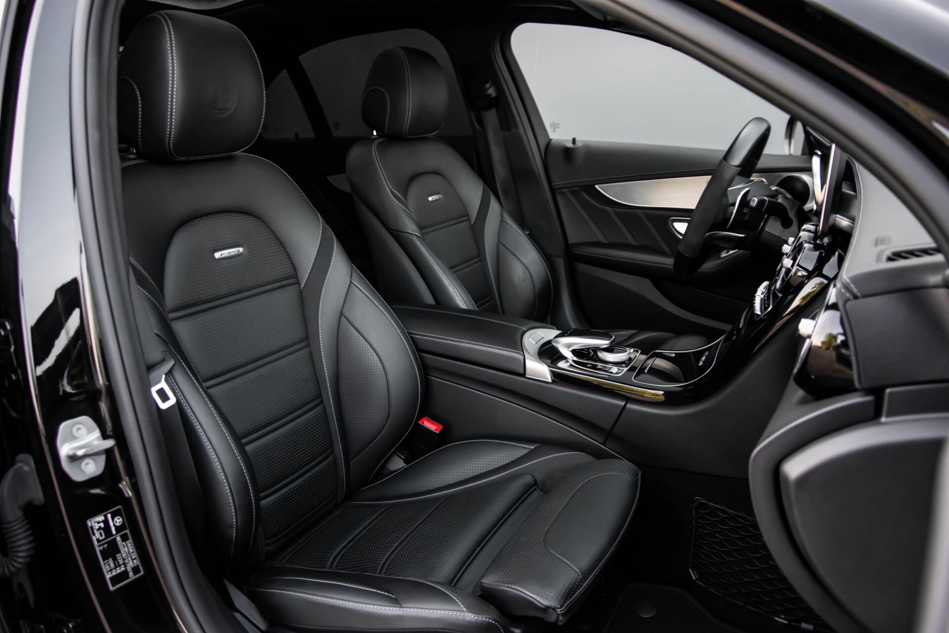 Mercedes-Benz C-Klasse 63 AMG S Panorama/Distronic/Keyless/Comand/Camera/ILS Aut7 Foto 3