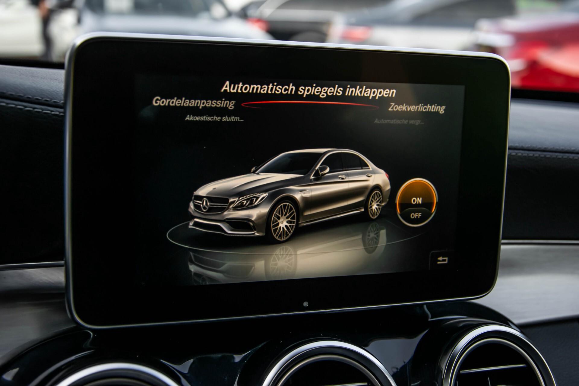 Mercedes-Benz C-Klasse 63 AMG S Panorama/Distronic/Keyless/Comand/Camera/ILS Aut7 Foto 34