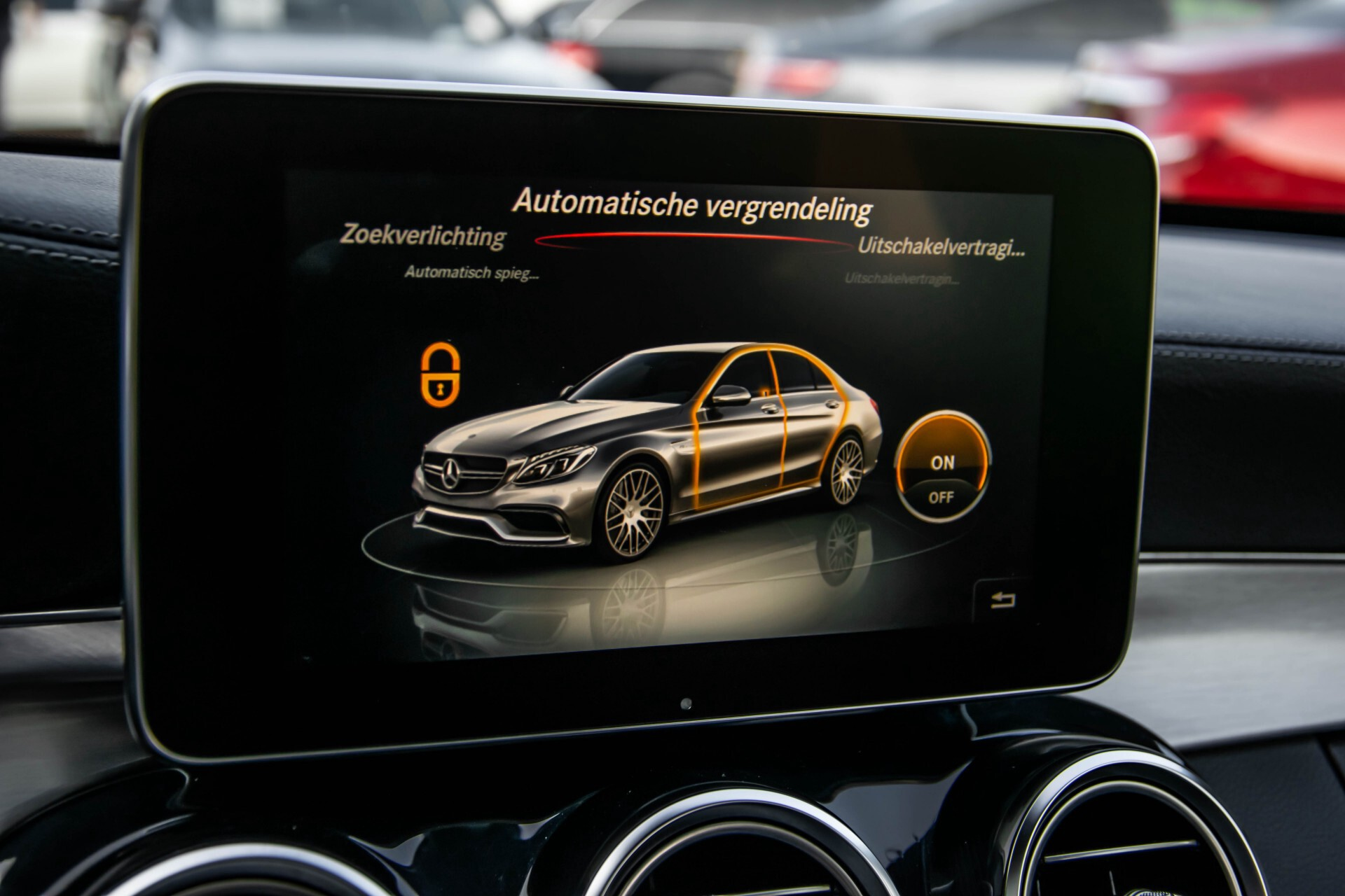 Mercedes-Benz C-Klasse 63 AMG S Panorama/Distronic/Keyless/Comand/Camera/ILS Aut7 Foto 37