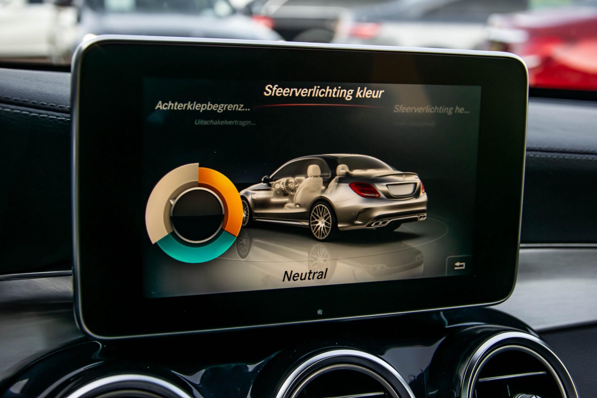 Mercedes-Benz C-Klasse 63 AMG S Panorama/Distronic/Keyless/Comand/Camera/ILS Aut7 Foto 39