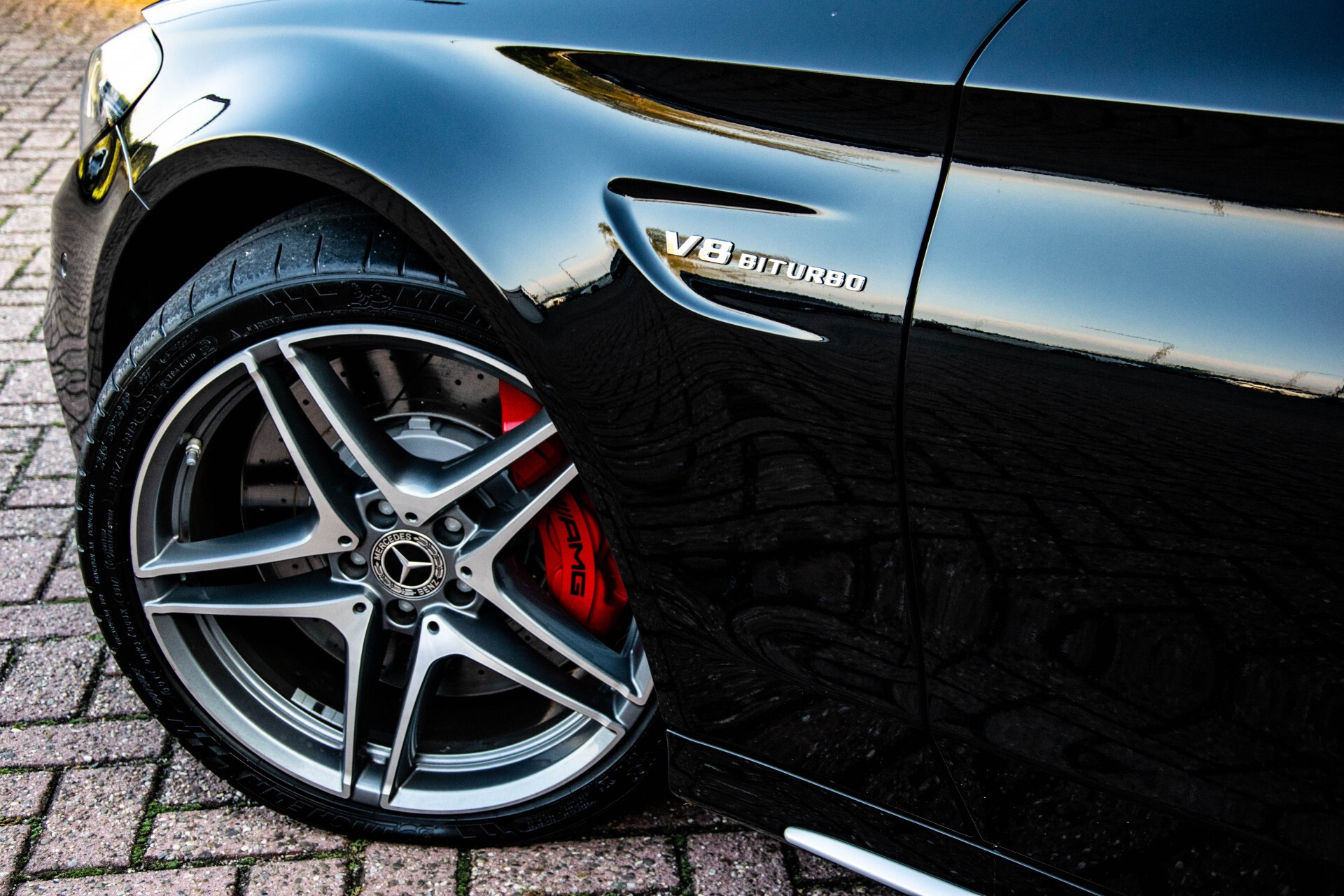 Mercedes-Benz C-Klasse 63 AMG S Panorama/Distronic/Keyless/Comand/Camera/ILS Aut7 Foto 44